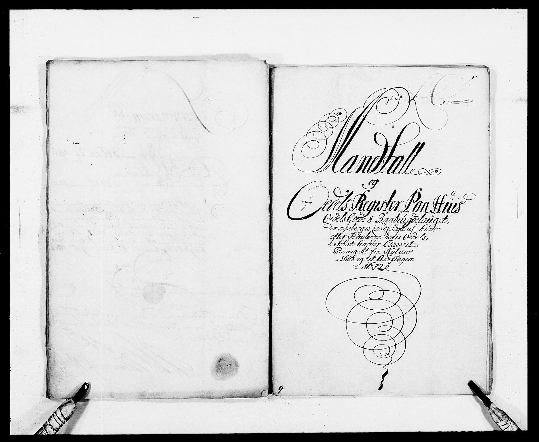 RA, Rentekammeret inntil 1814, Reviderte regnskaper, Fogderegnskap, R40/L2437: Fogderegnskap Råbyggelag, 1681, s. 28