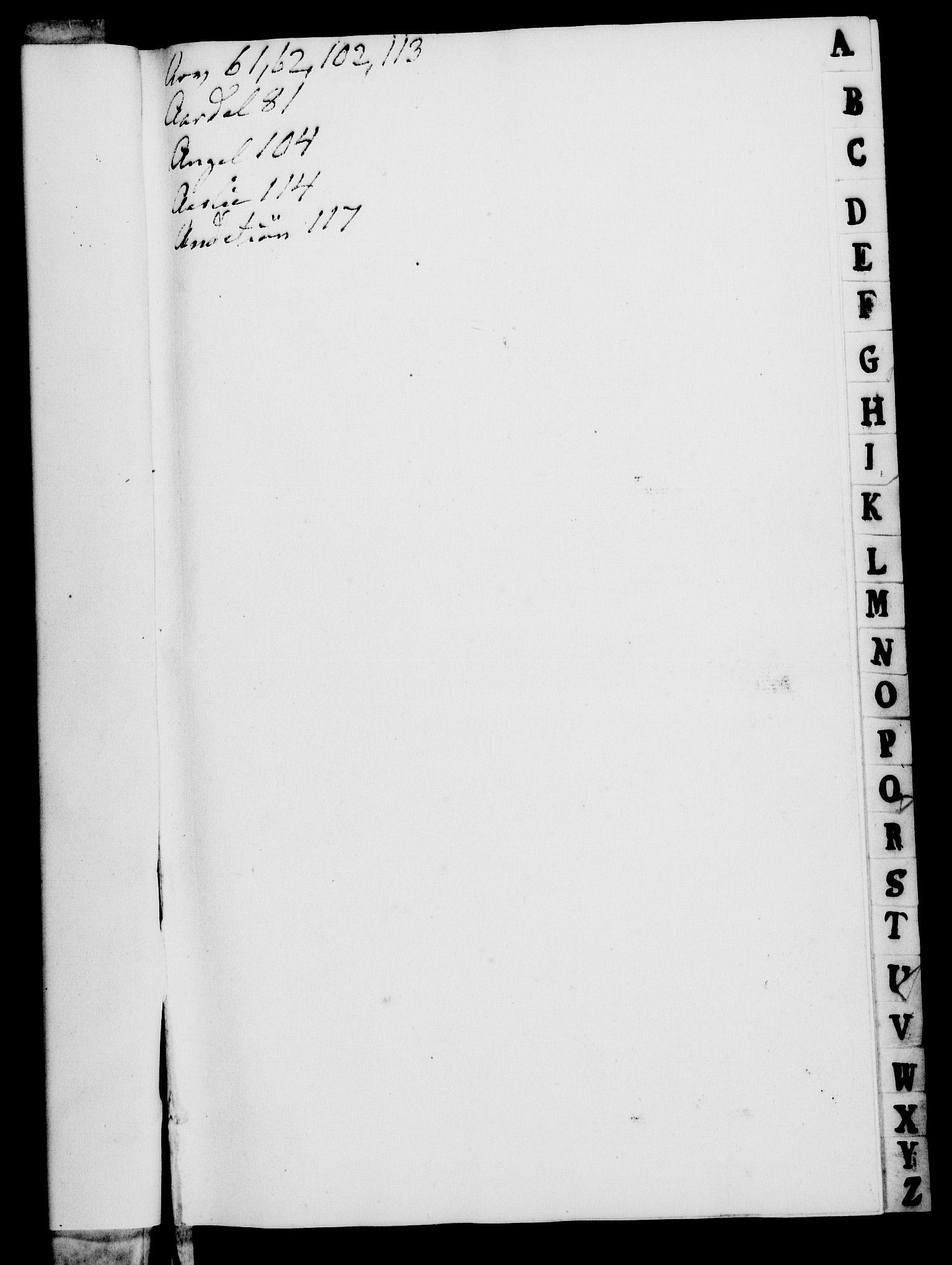 RA, Rentekammeret, Kammerkanselliet, G/Gf/Gfa/L0033: Norsk relasjons- og resolusjonsprotokoll (merket RK 52.33), 1751, s. 3