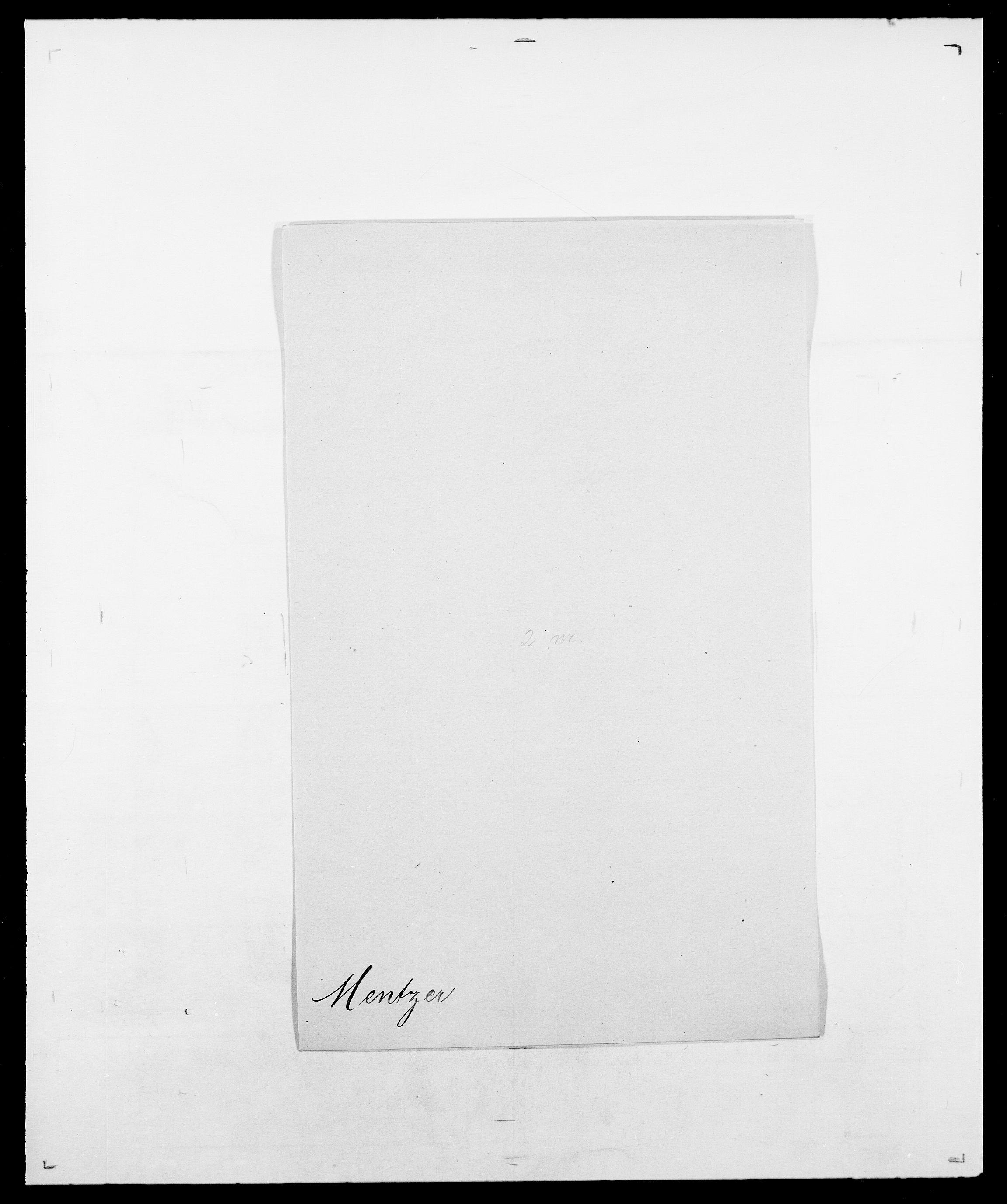 SAO, Delgobe, Charles Antoine - samling, D/Da/L0026: Mechelby - Montoppidan, s. 313