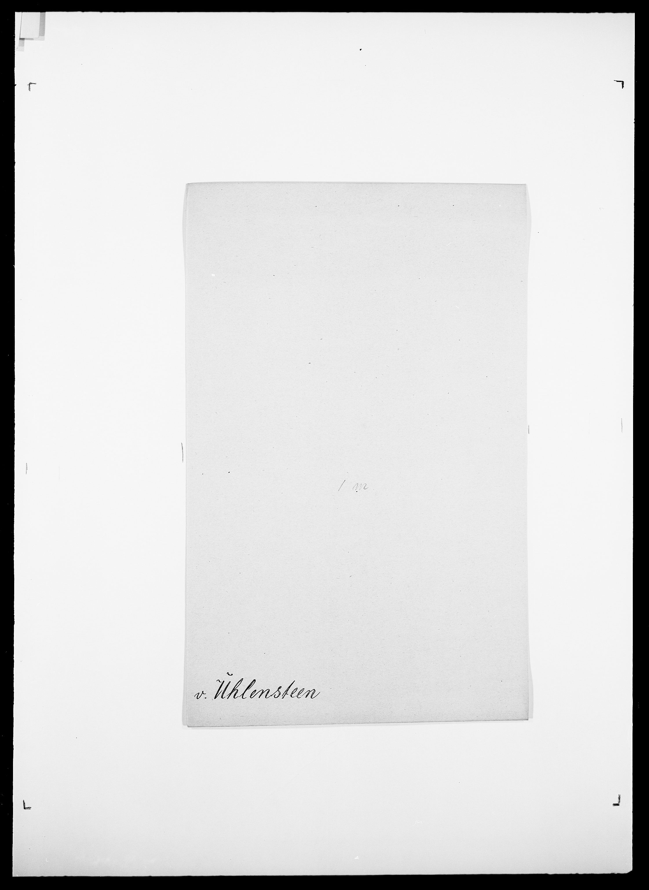 SAO, Delgobe, Charles Antoine - samling, D/Da/L0039: Thorsen - Urup, s. 648