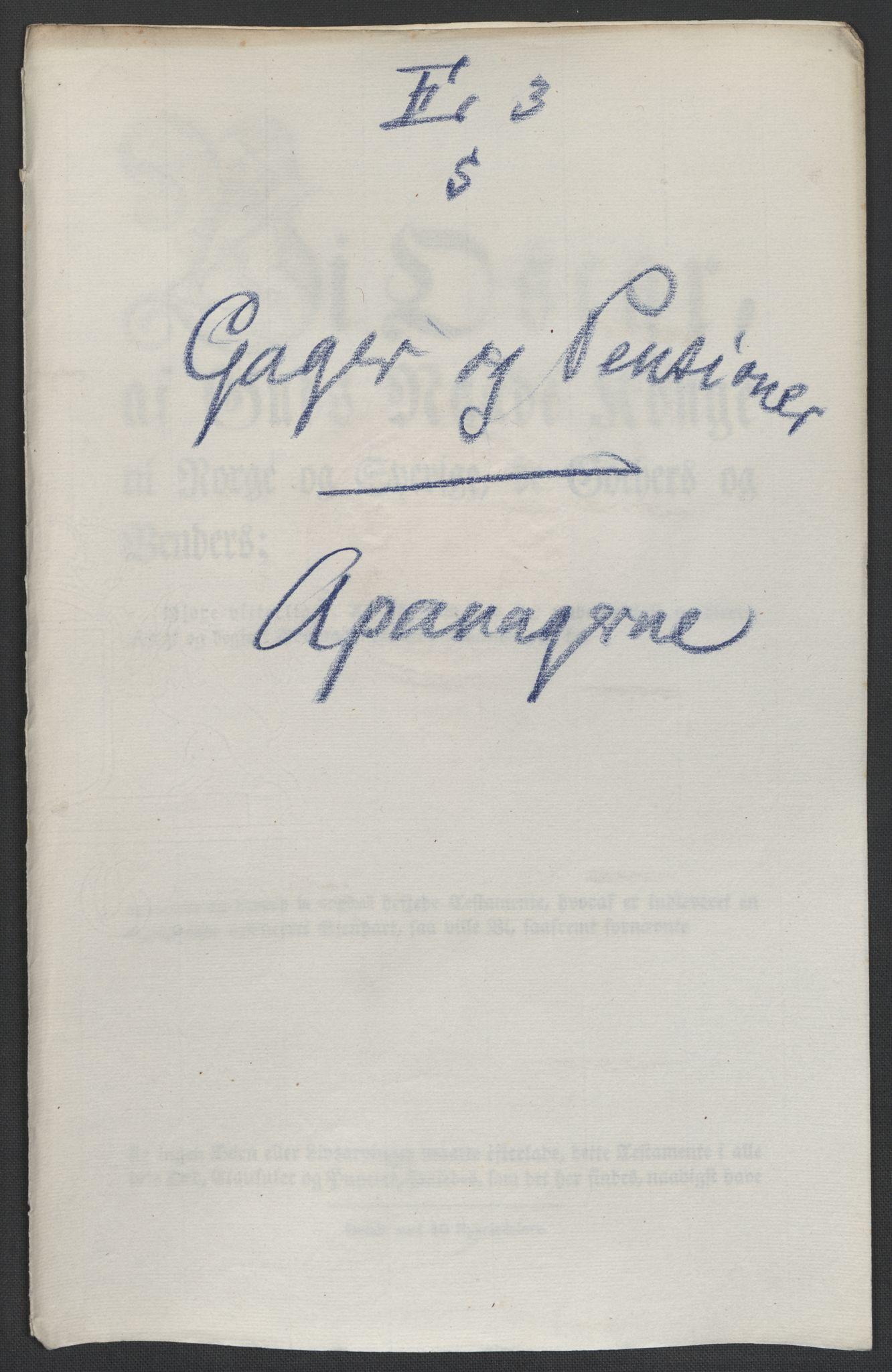 RA, Christie, Wilhelm Frimann Koren, F/L0005, 1815-1816, s. 558