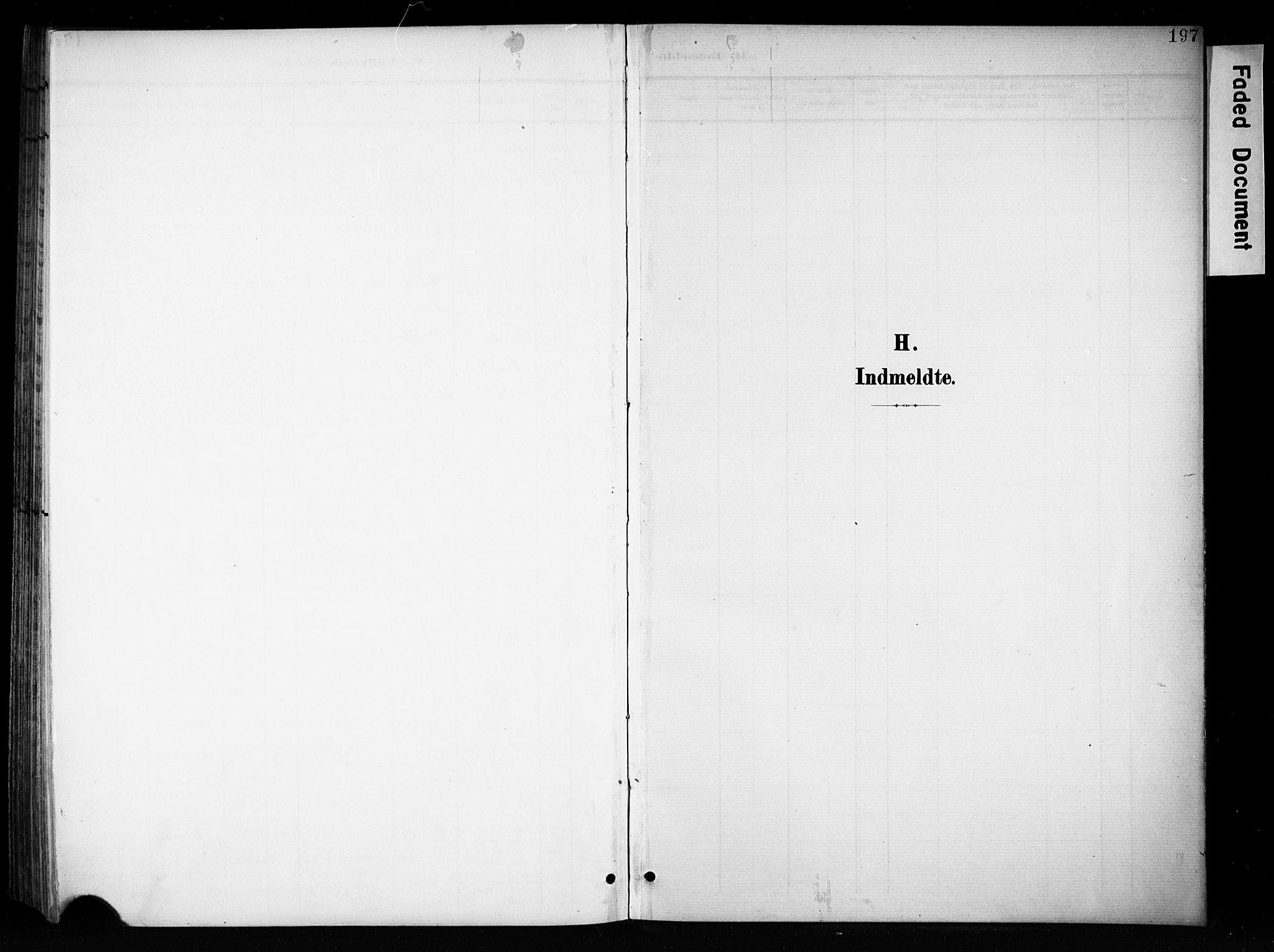 SAH, Brandbu prestekontor, Ministerialbok nr. 1, 1900-1912, s. 197