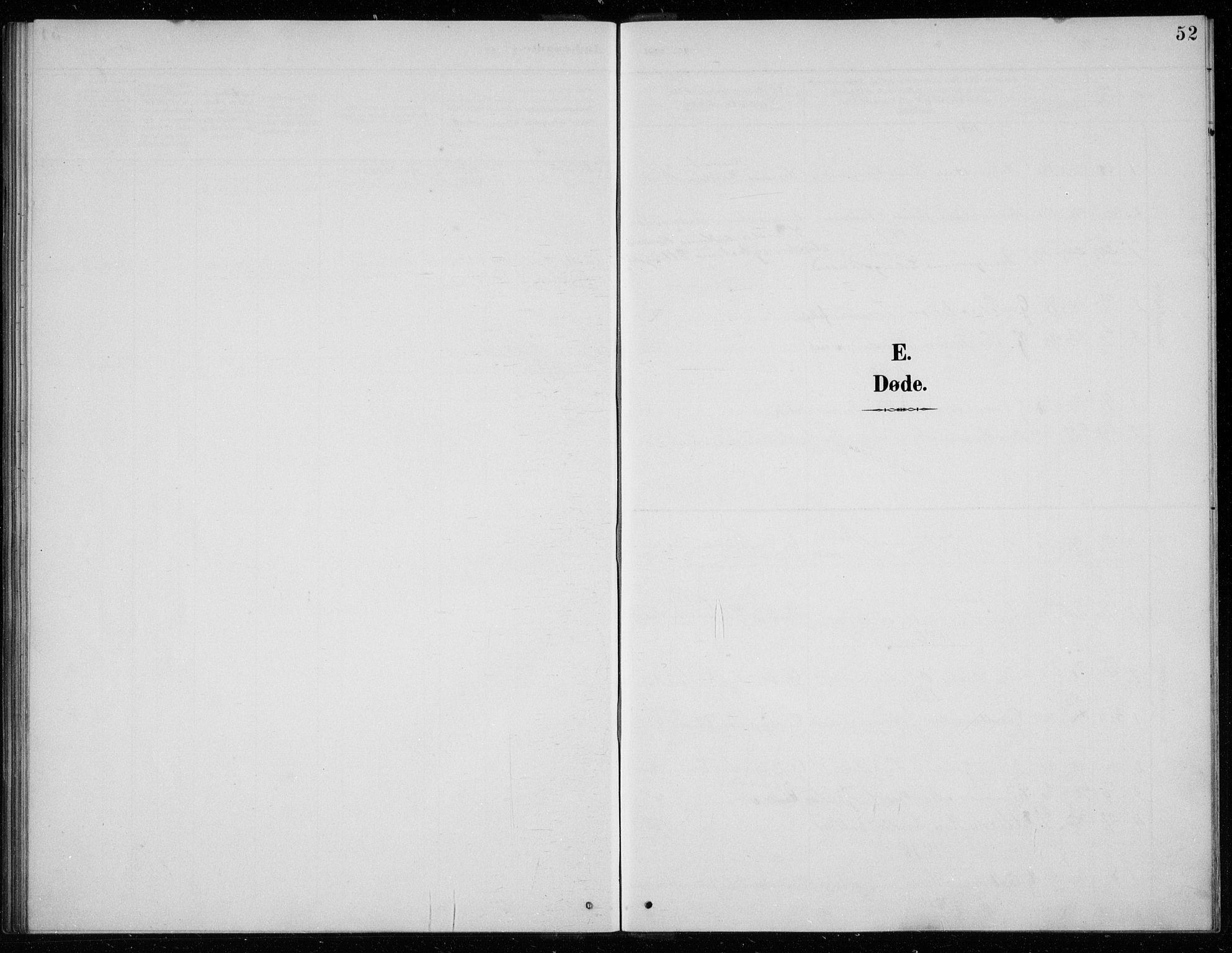 SAB, Balestrand sokneprestembete, H/Hab/Habc/L0003: Klokkerbok nr. C 3, 1895-1927, s. 52