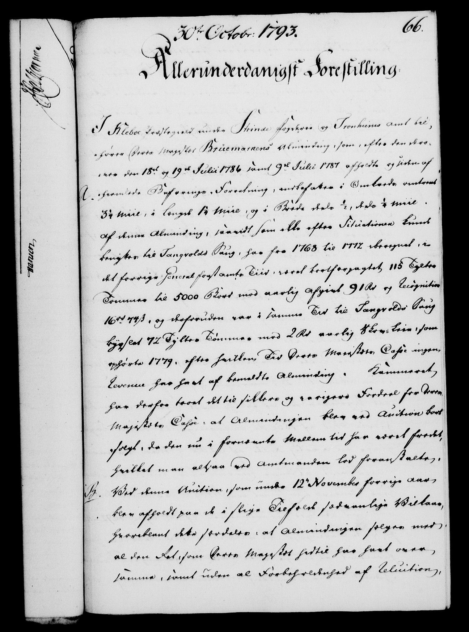 RA, Rentekammeret, Kammerkanselliet, G/Gf/Gfa/L0075: Norsk relasjons- og resolusjonsprotokoll (merket RK 52.75), 1793, s. 301