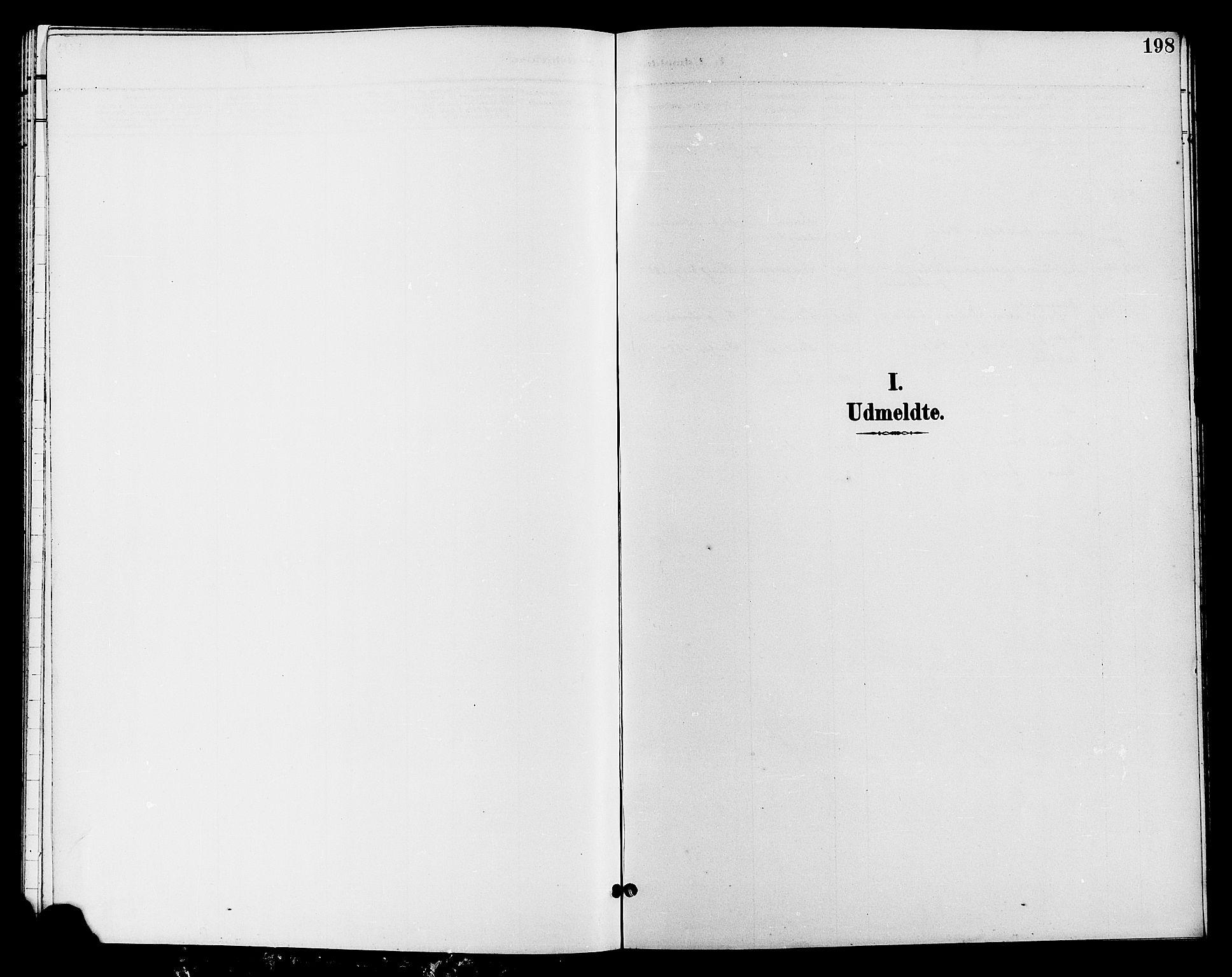 SAH, Jevnaker prestekontor, Klokkerbok nr. 3, 1896-1909, s. 198