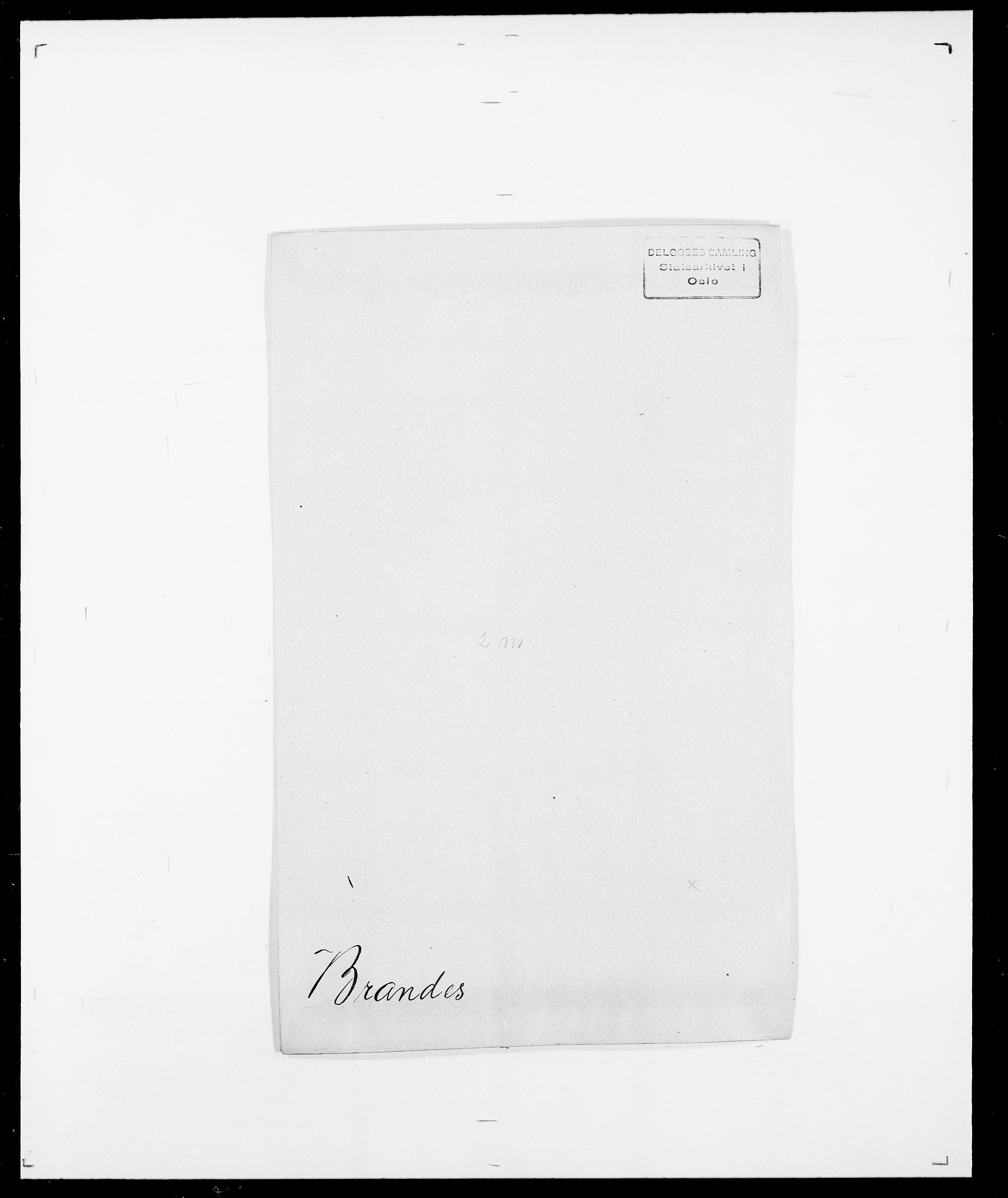 SAO, Delgobe, Charles Antoine - samling, D/Da/L0006: Brambani - Brønø, s. 15