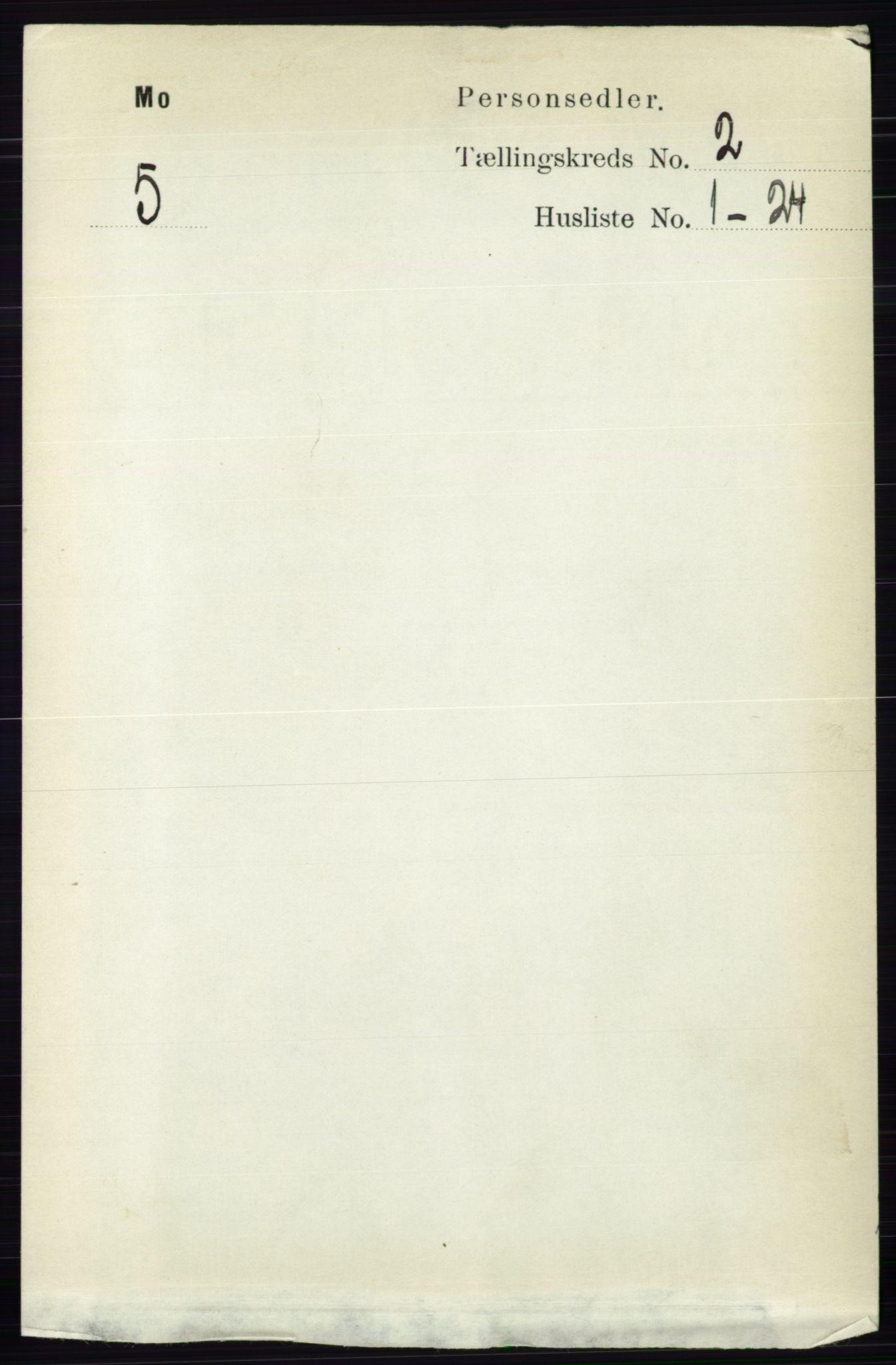 RA, Folketelling 1891 for 0832 Mo herred, 1891, s. 531