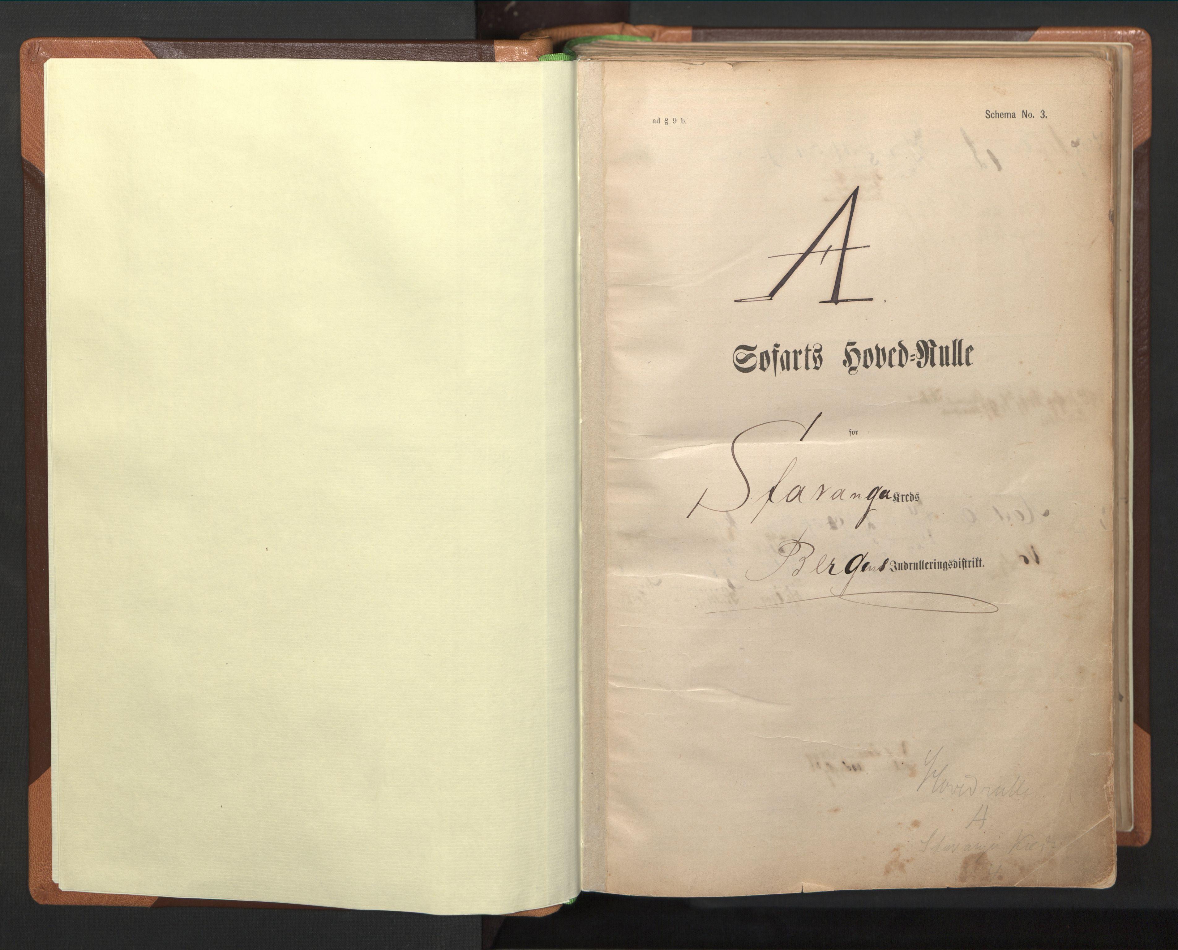 SAST, Stavanger sjømannskontor*, 1894-1904, s. 3