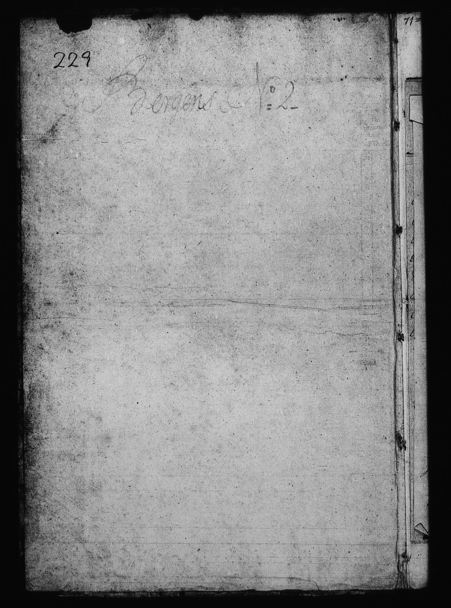 RA, Sjøetaten, F/L0230: Bergen distrikt, bind 2, 1800