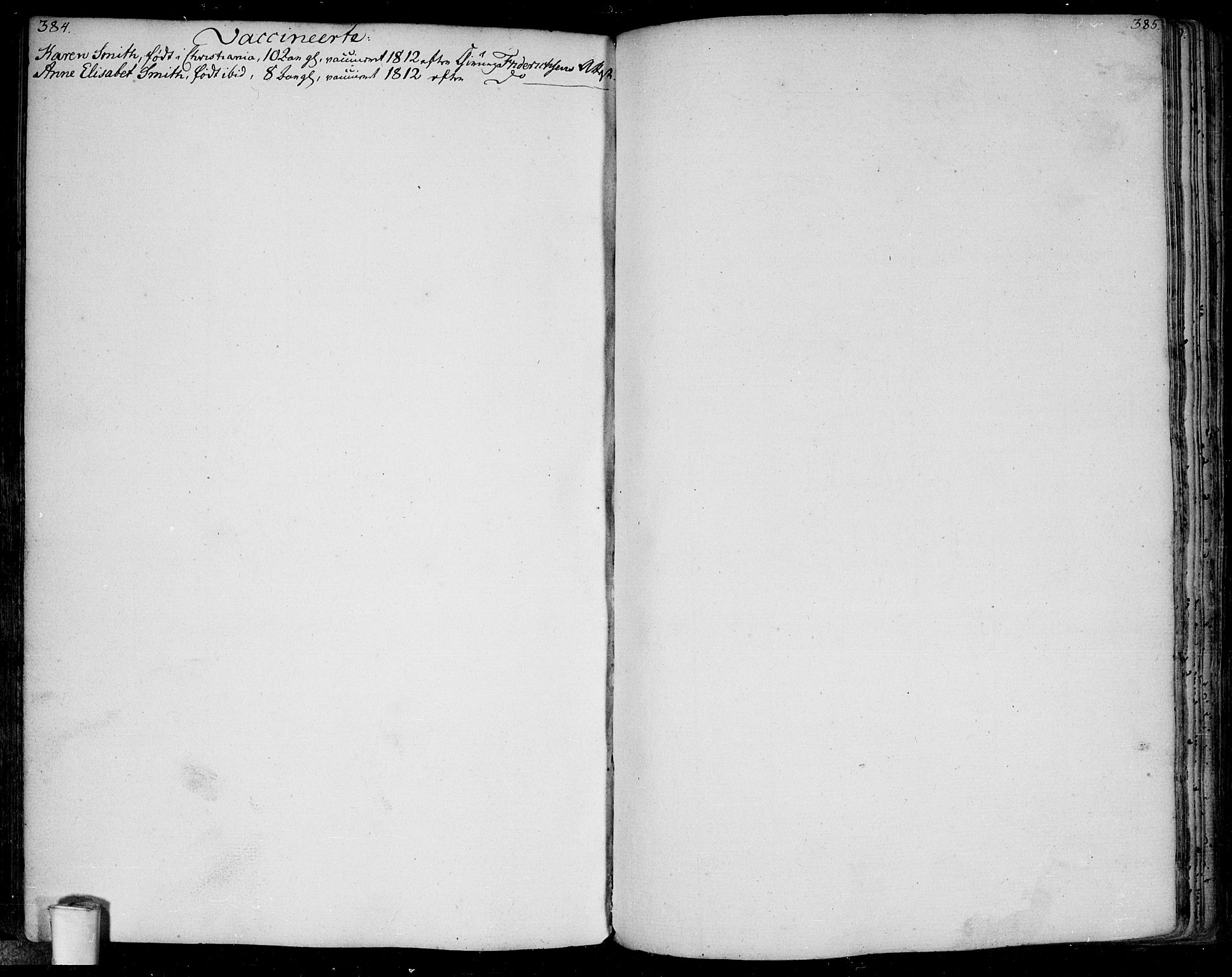 SAO, Rakkestad prestekontor Kirkebøker, F/Fa/L0005: Ministerialbok nr. I 5, 1784-1814, s. 384-385
