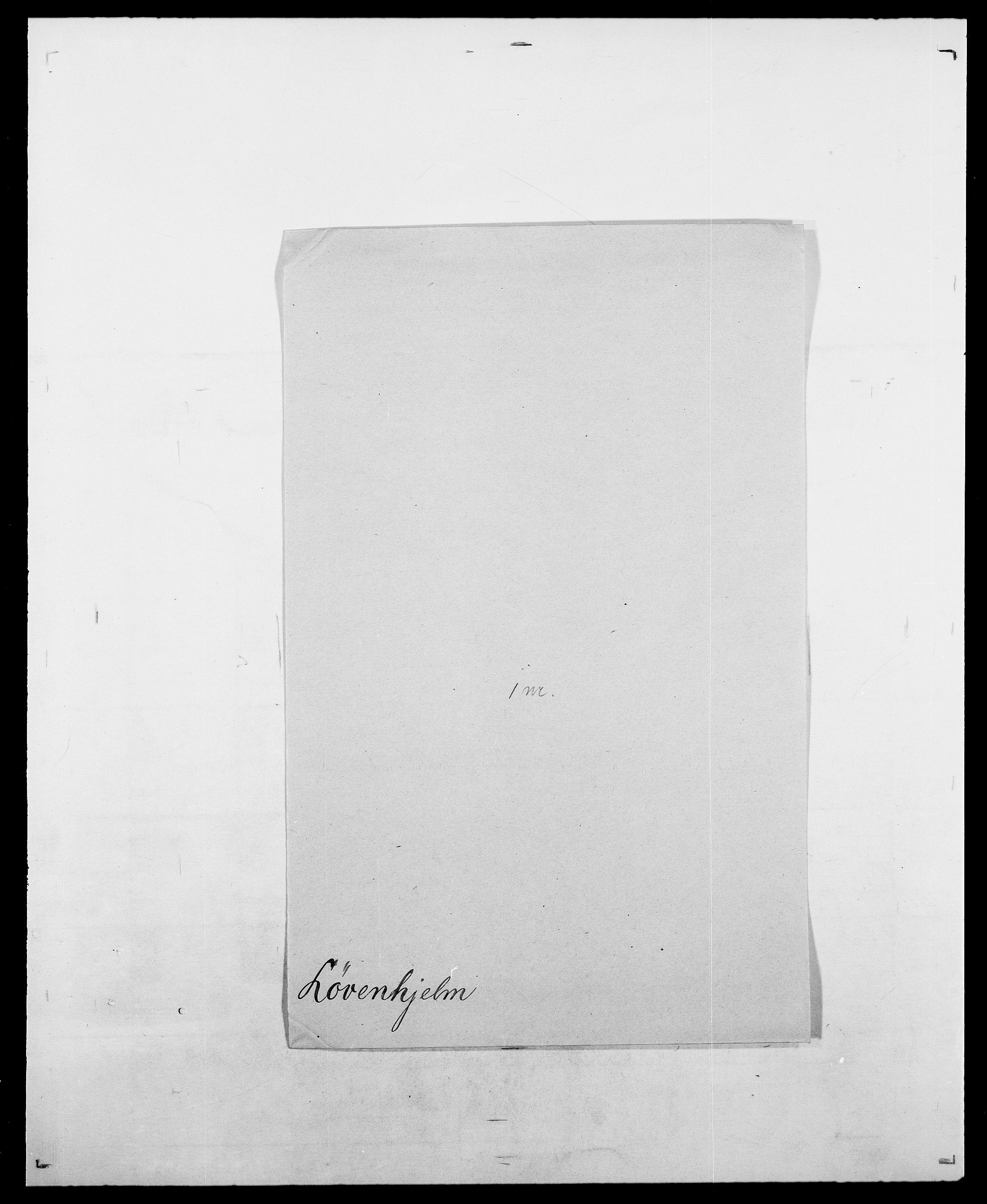 SAO, Delgobe, Charles Antoine - samling, D/Da/L0025: Løberg - Mazar, s. 106