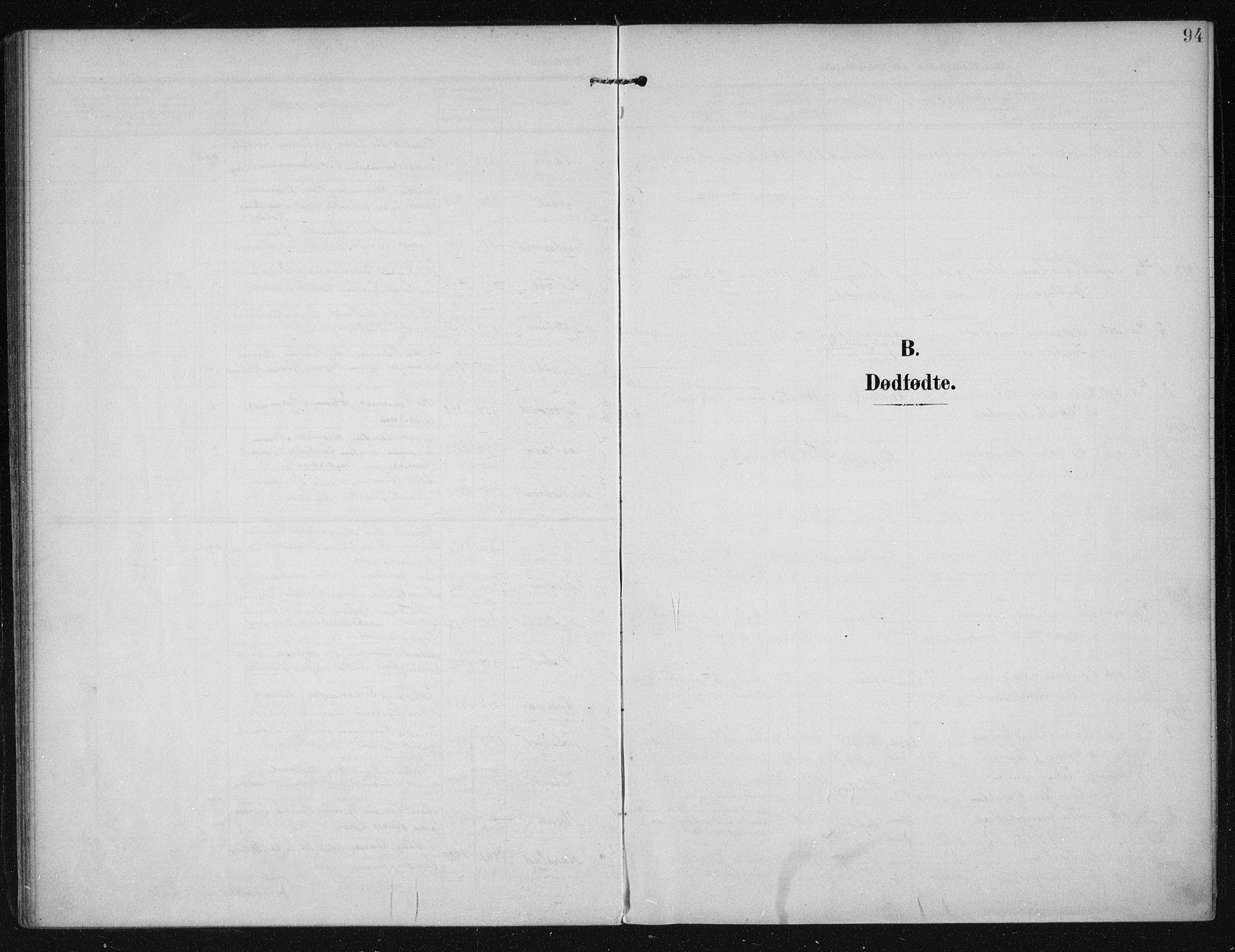 SAST, Egersund sokneprestkontor, Ministerialbok nr. A 20, 1906-1923, s. 94