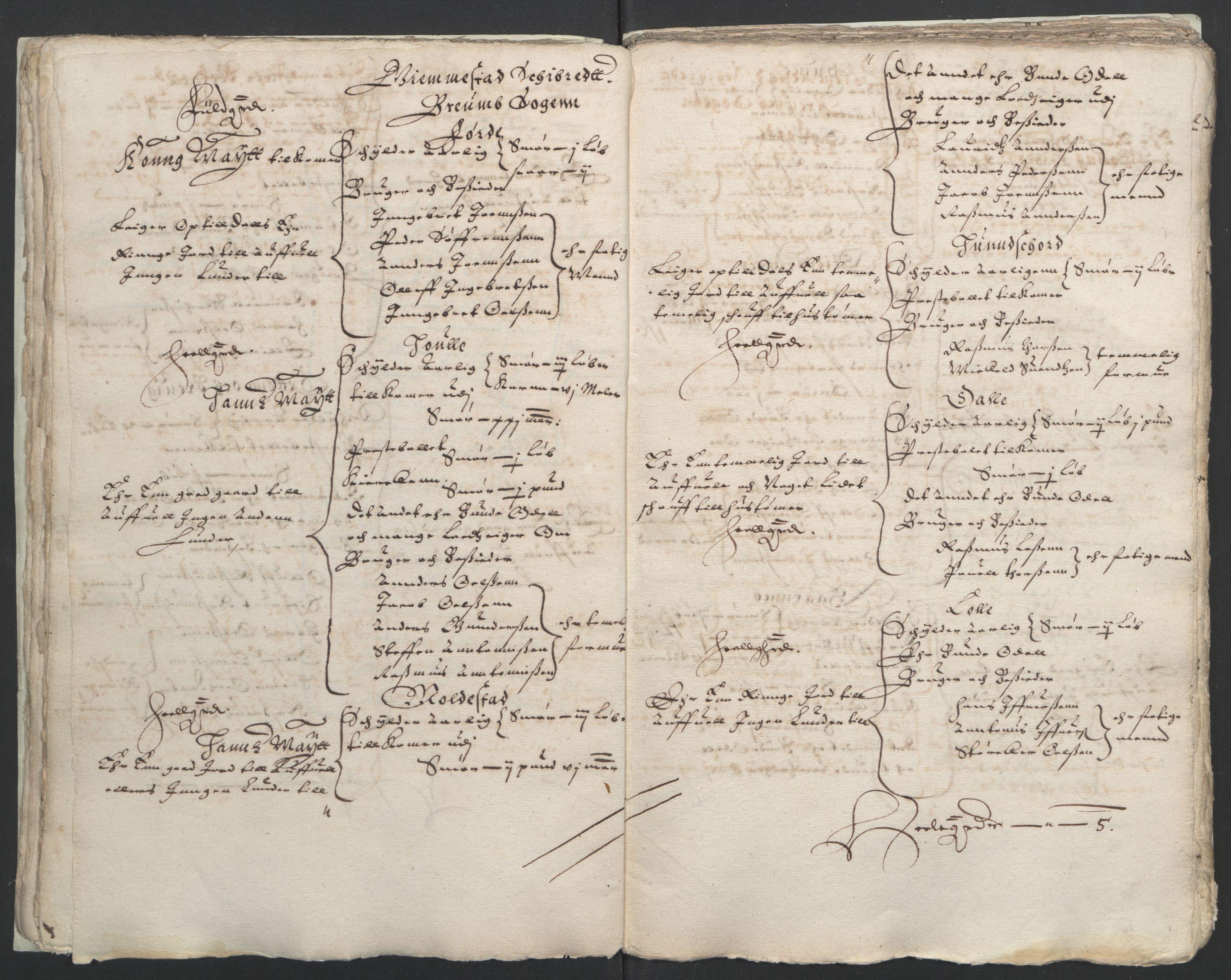 RA, Stattholderembetet 1572-1771, Ek/L0005: Jordebøker til utlikning av garnisonsskatt 1624-1626:, 1626, s. 64