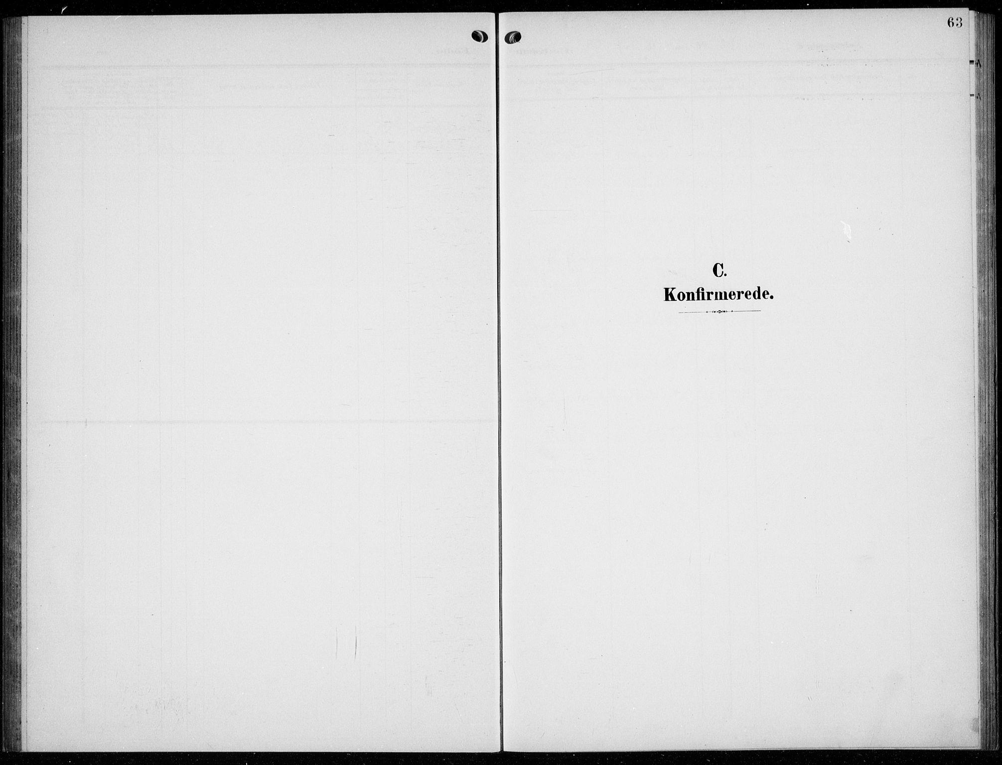 SAKO, Solum kirkebøker, G/Gc/L0002: Klokkerbok nr. III 2, 1902-1934, s. 63