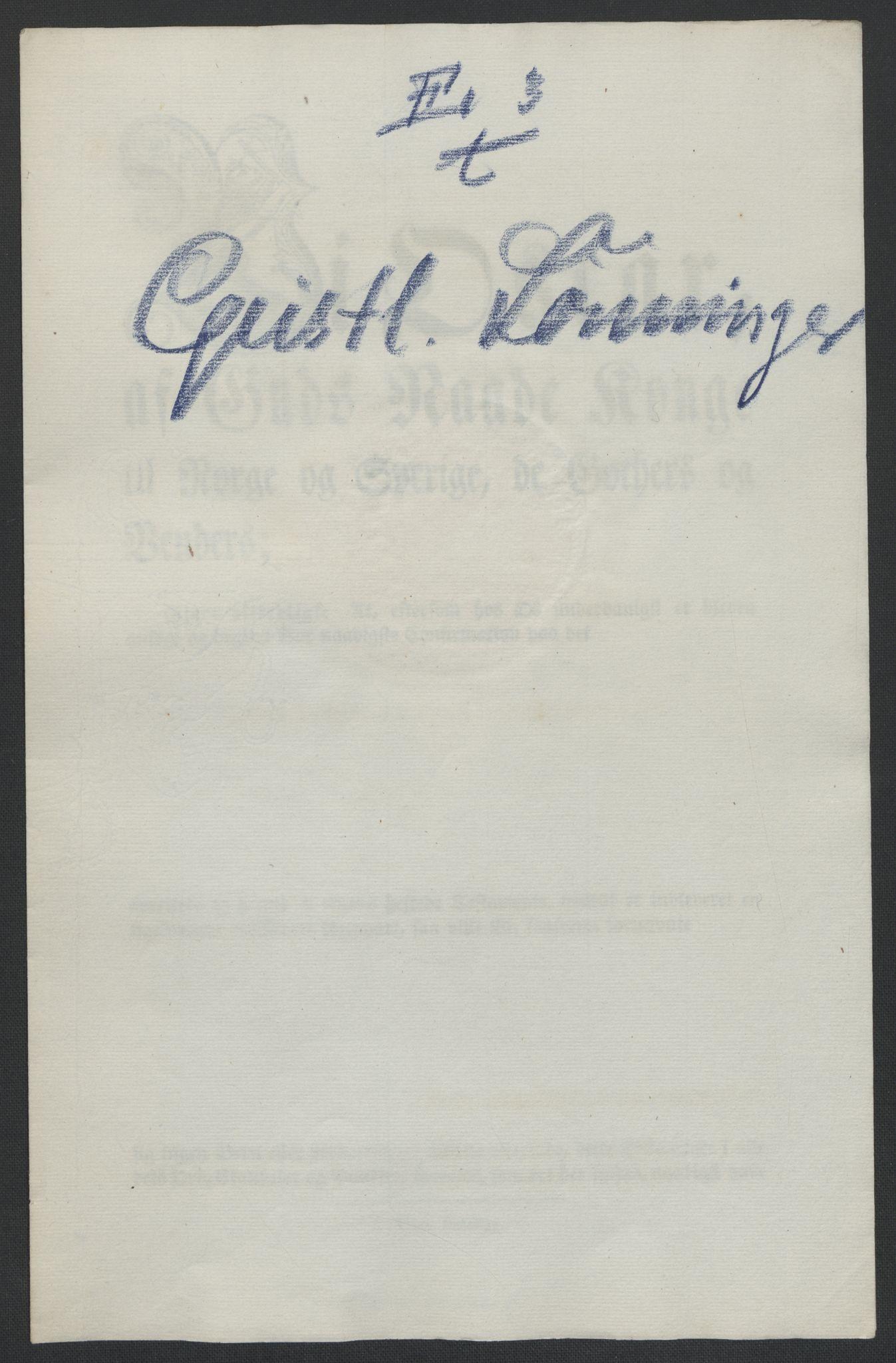 RA, Christie, Wilhelm Frimann Koren, F/L0005, 1815-1816, s. 573