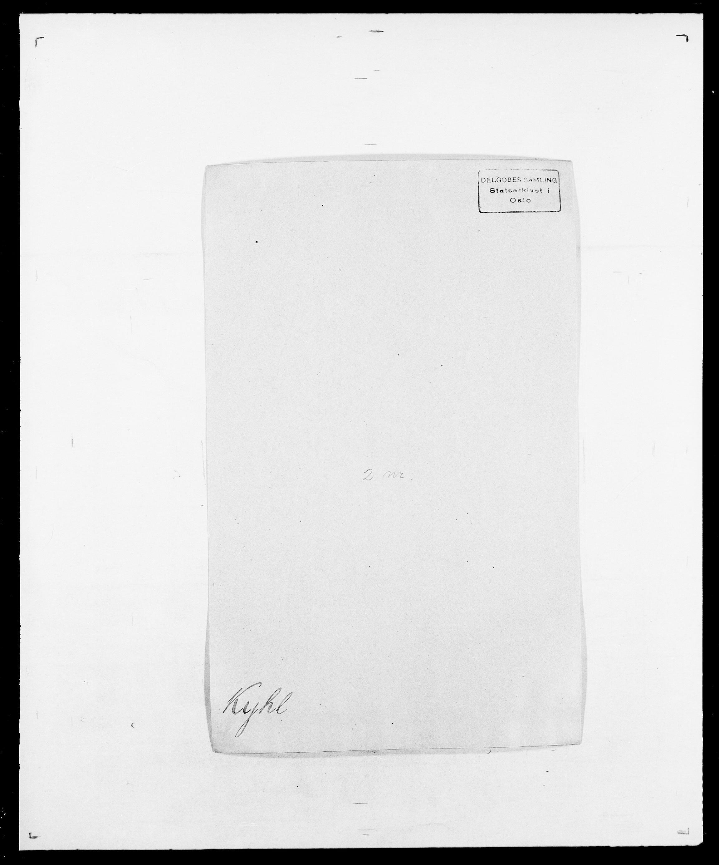 SAO, Delgobe, Charles Antoine - samling, D/Da/L0022: Krog - Lasteen, s. 254
