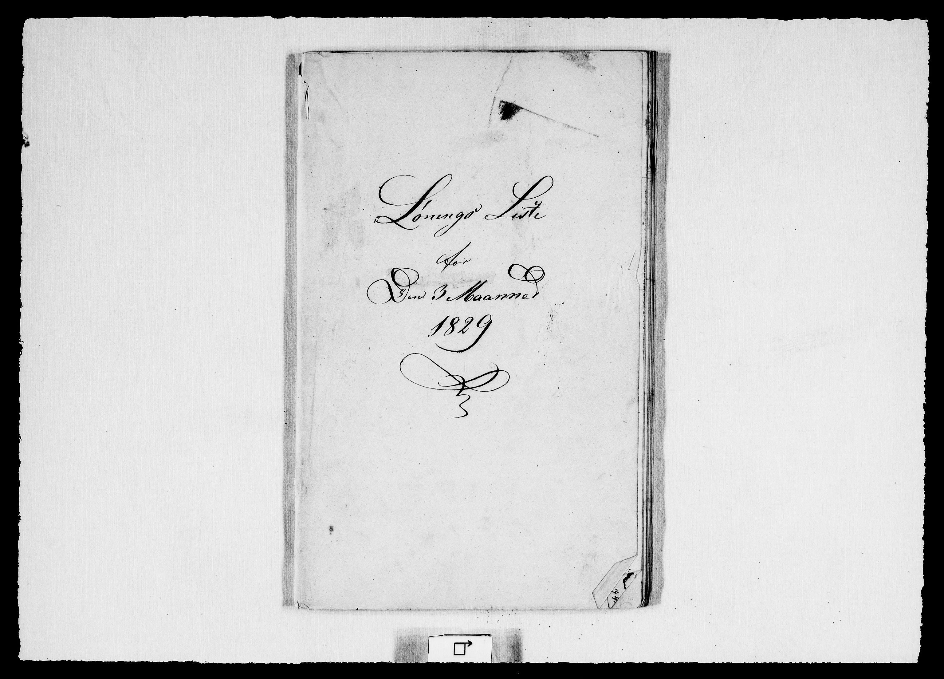 RA, Modums Blaafarveværk, G/Gd/Gdd/L0293, 1829, s. 2