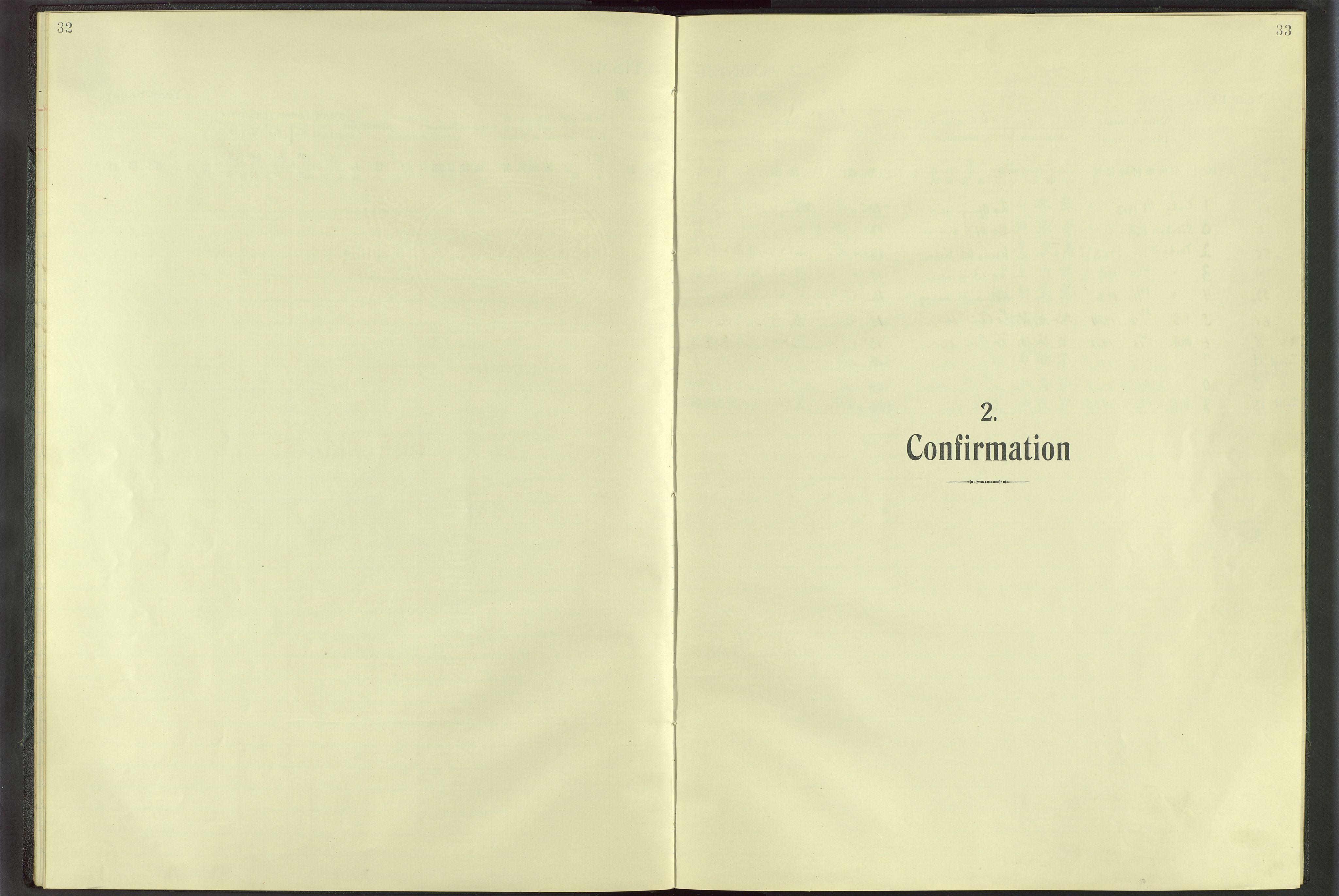 VID, Det Norske Misjonsselskap - utland - Kina (Hunan), Dm/L0010: Ministerialbok nr. 55, 1908-1948, s. 32-33