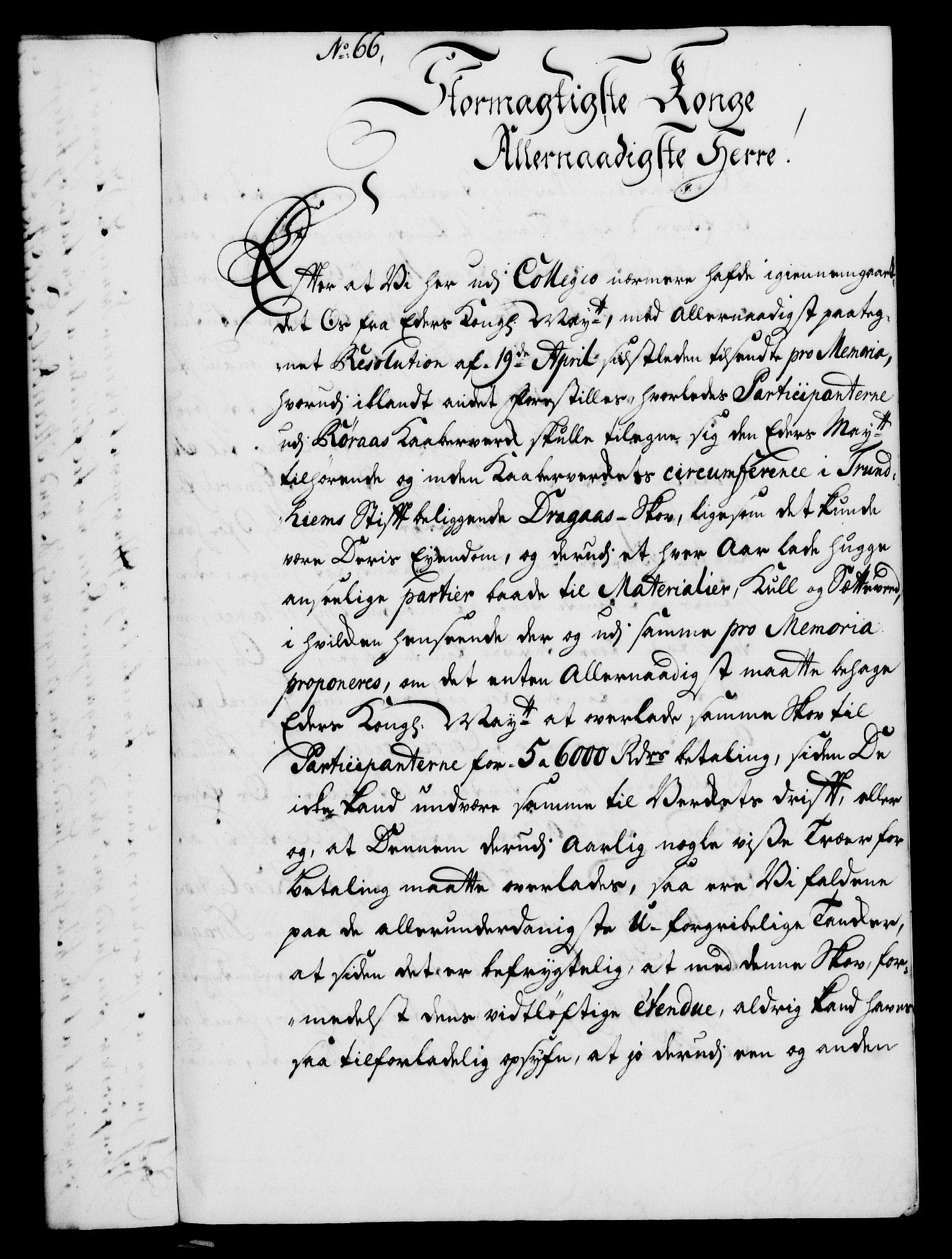 RA, Rentekammeret, Kammerkanselliet, G/Gf/Gfa/L0026: Norsk relasjons- og resolusjonsprotokoll (merket RK 52.26), 1743, s. 444