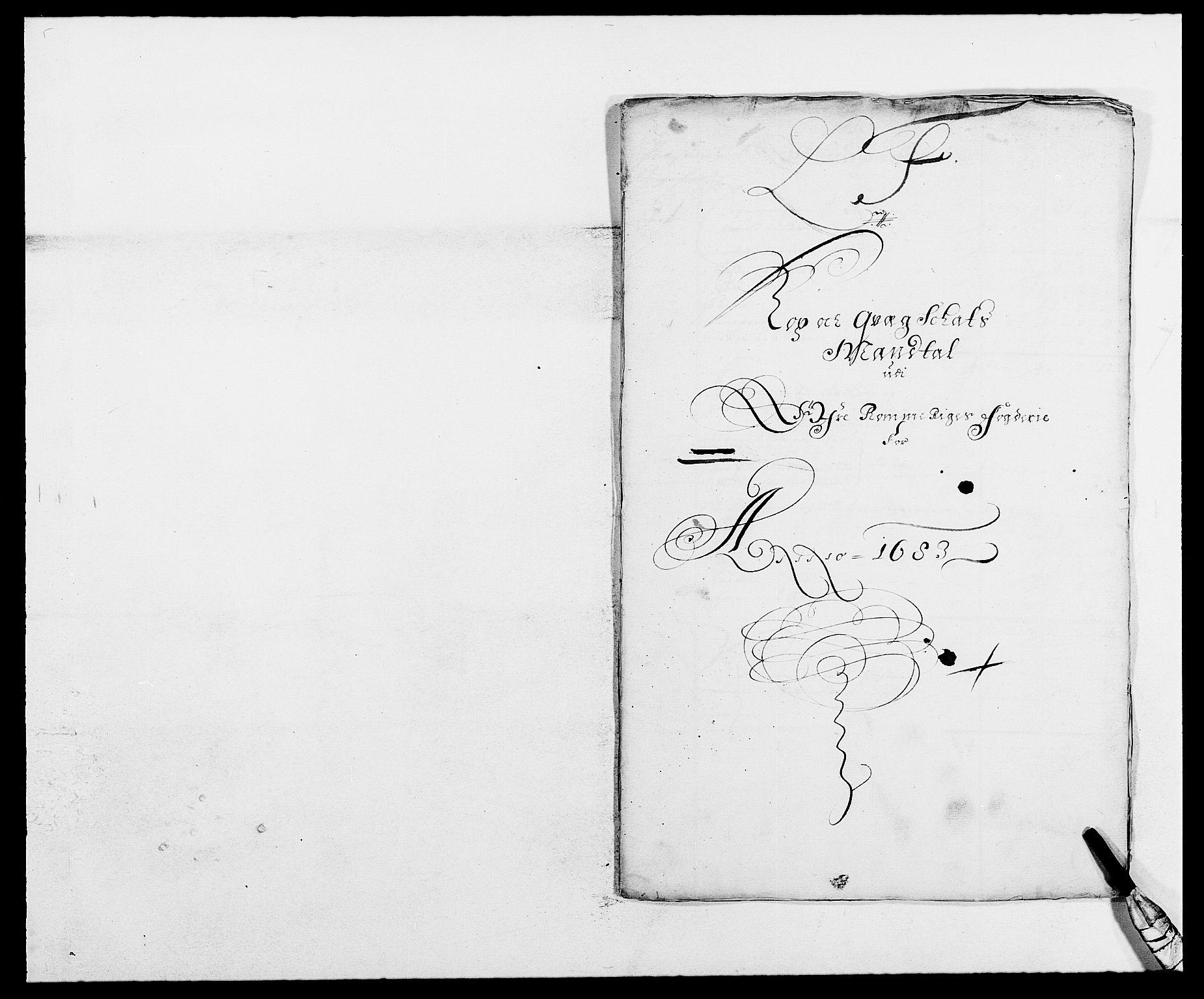 RA, Rentekammeret inntil 1814, Reviderte regnskaper, Fogderegnskap, R12/L0697: Fogderegnskap Øvre Romerike, 1682-1683, s. 332