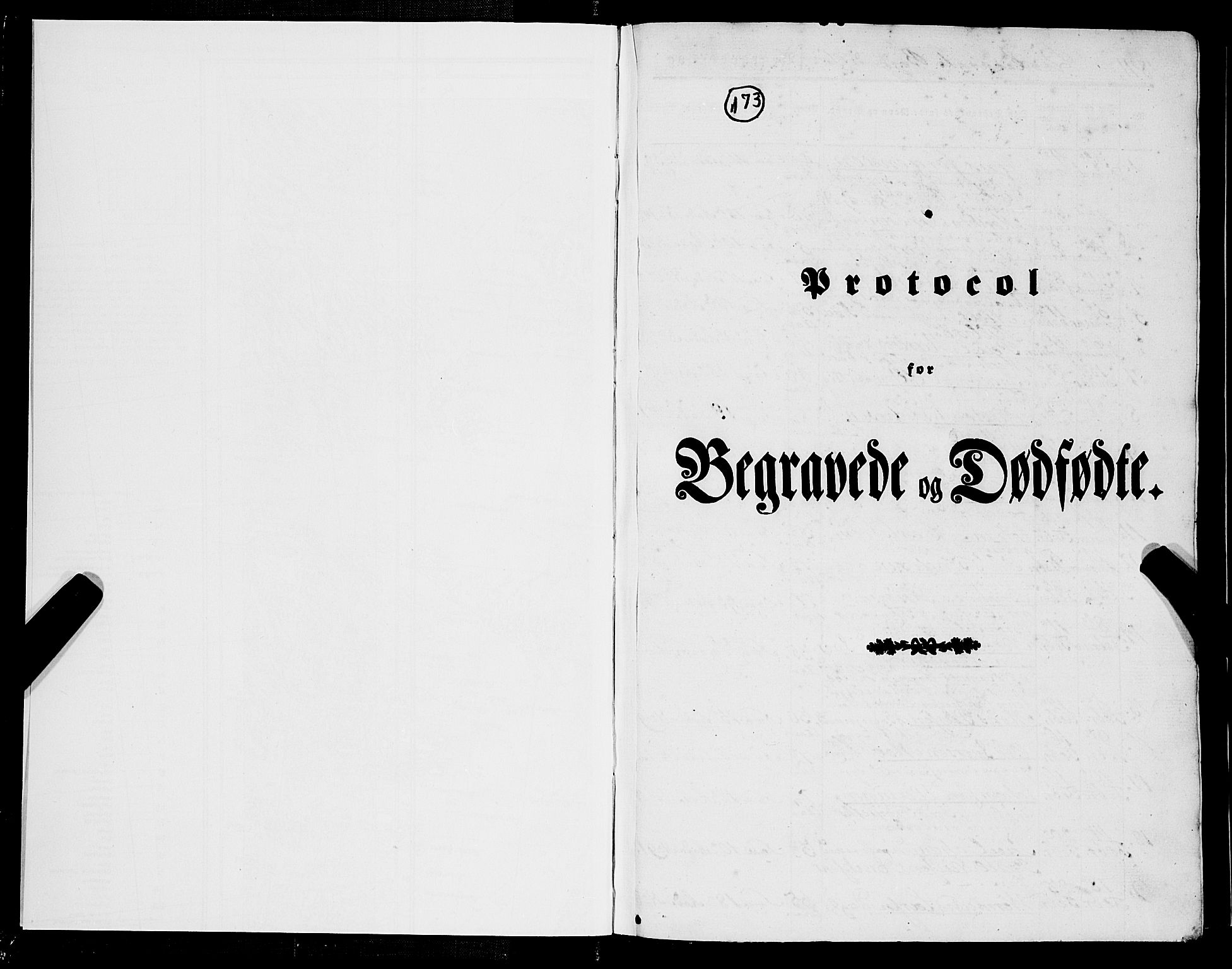SAB, Domkirken Sokneprestembete, H/Haa/L0040: Ministerialbok nr. E 1, 1841-1853