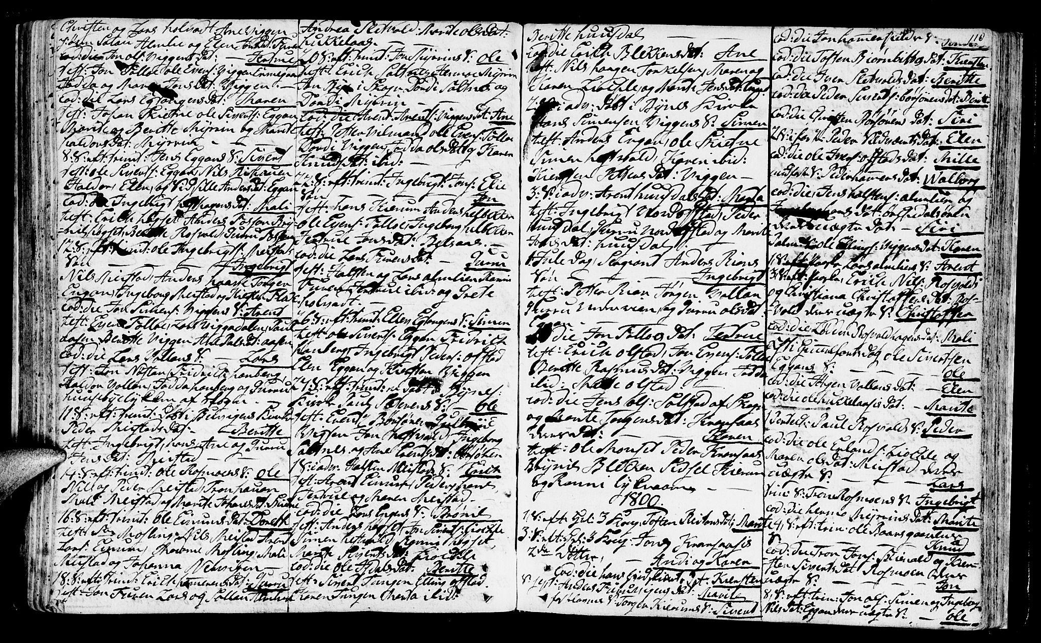 SAT, Ministerialprotokoller, klokkerbøker og fødselsregistre - Sør-Trøndelag, 665/L0768: Ministerialbok nr. 665A03, 1754-1803, s. 109