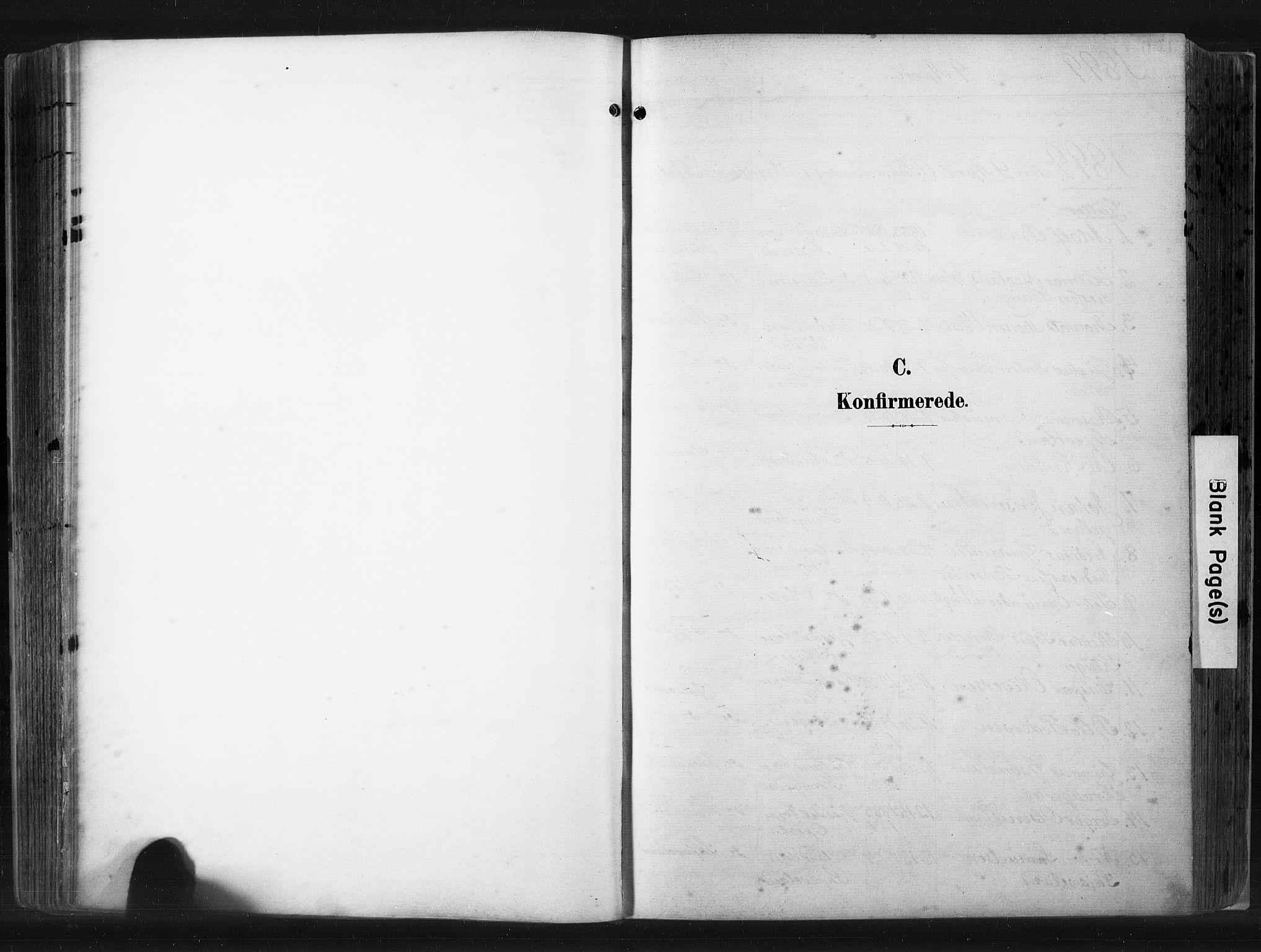 SAST, Høyland sokneprestkontor, 30BA/L0015: Ministerialbok nr. A 14, 1899-1911