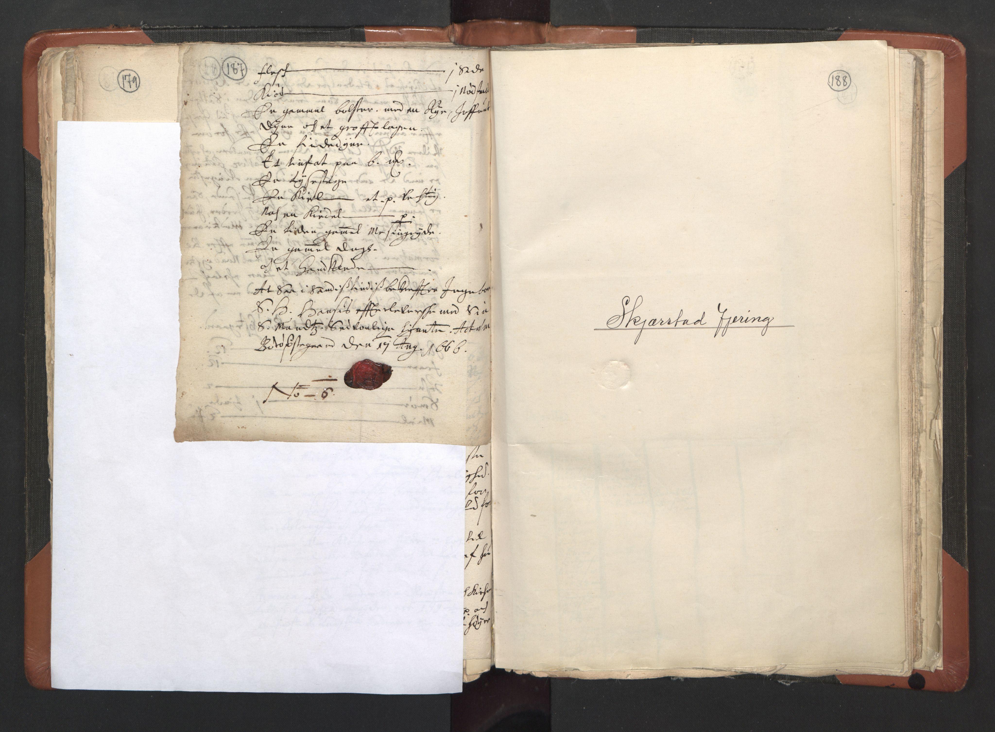 RA, Sogneprestenes manntall 1664-1666, nr. 35: Helgeland prosti og Salten prosti, 1664-1666, s. 187-188