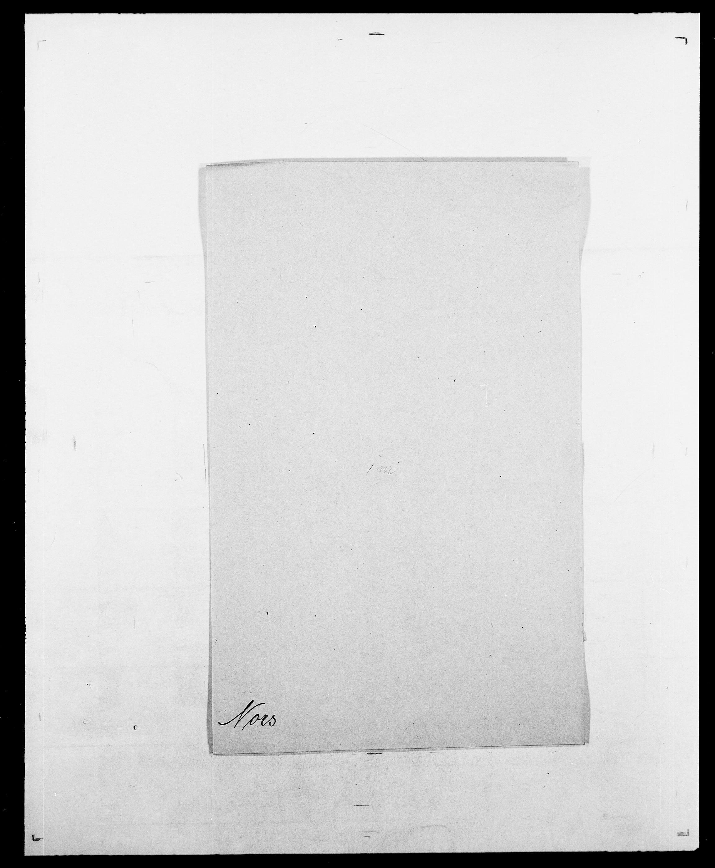 SAO, Delgobe, Charles Antoine - samling, D/Da/L0028: Naaden - Nøvik, s. 494