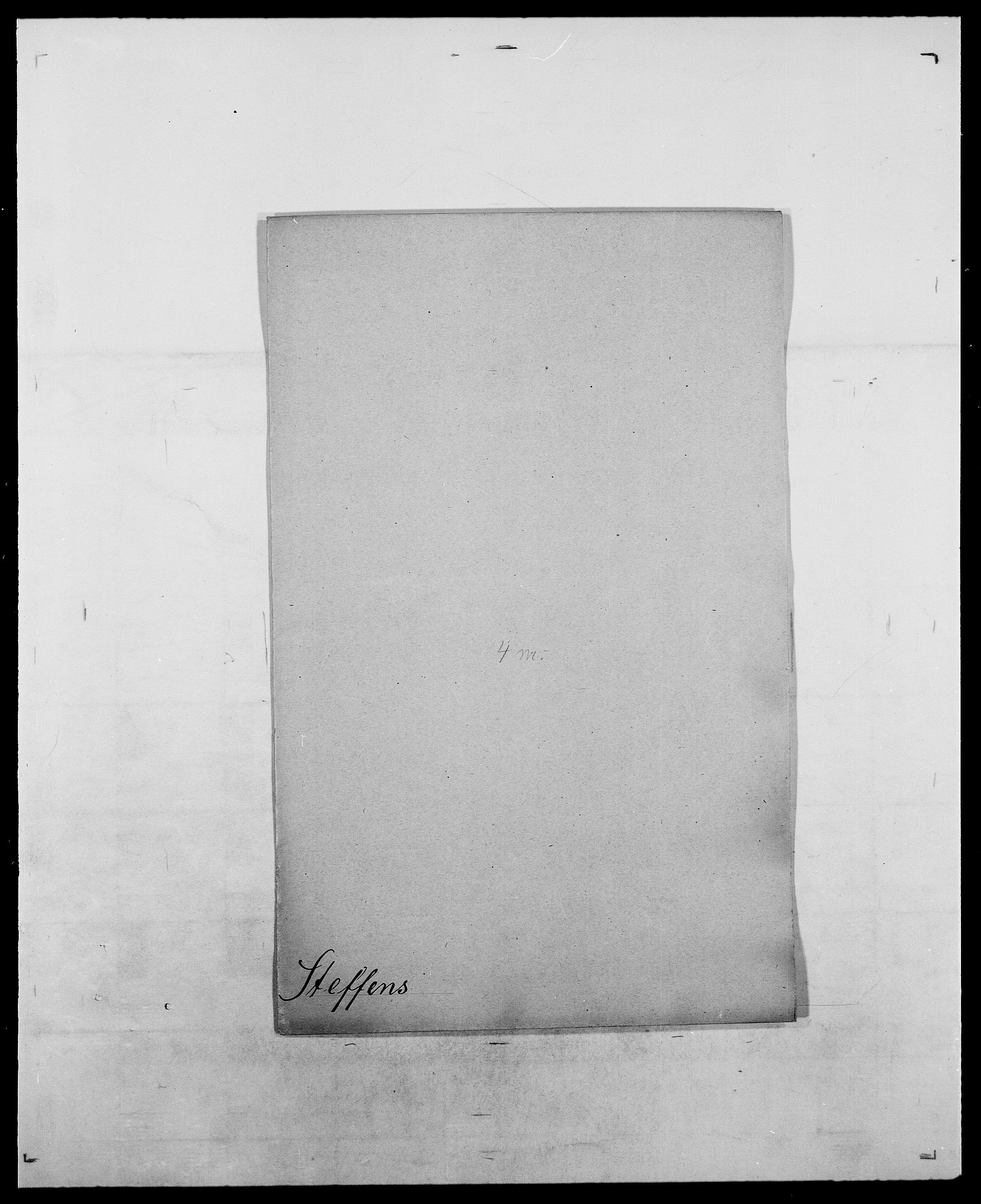 SAO, Delgobe, Charles Antoine - samling, D/Da/L0037: Steen, Sthen, Stein - Svare, Svanige, Svanne, se også Svanning og Schwane, s. 225