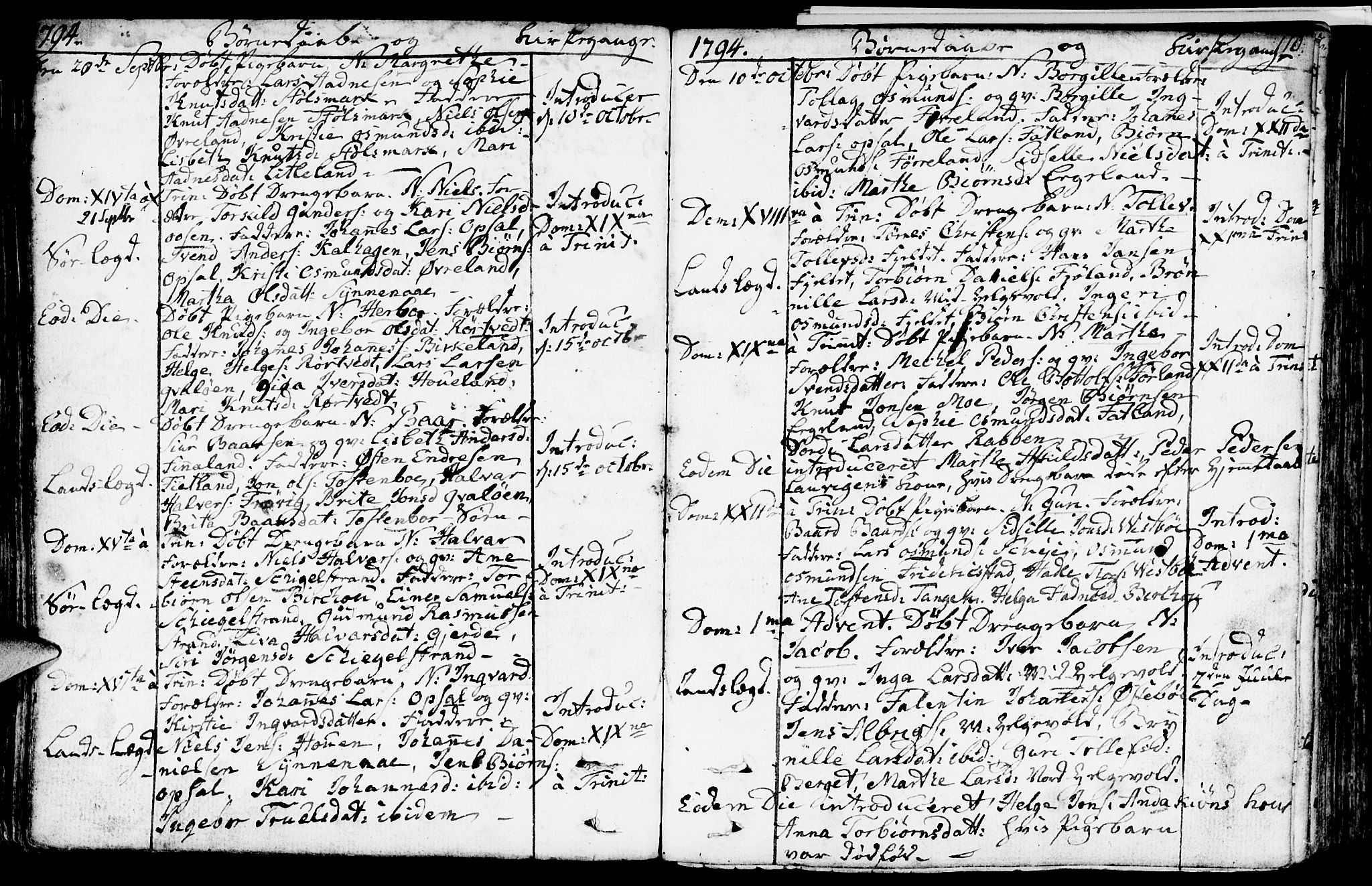 SAST, Vikedal sokneprestkontor, IV: Ministerialbok nr. A 2, 1779-1817, s. 110