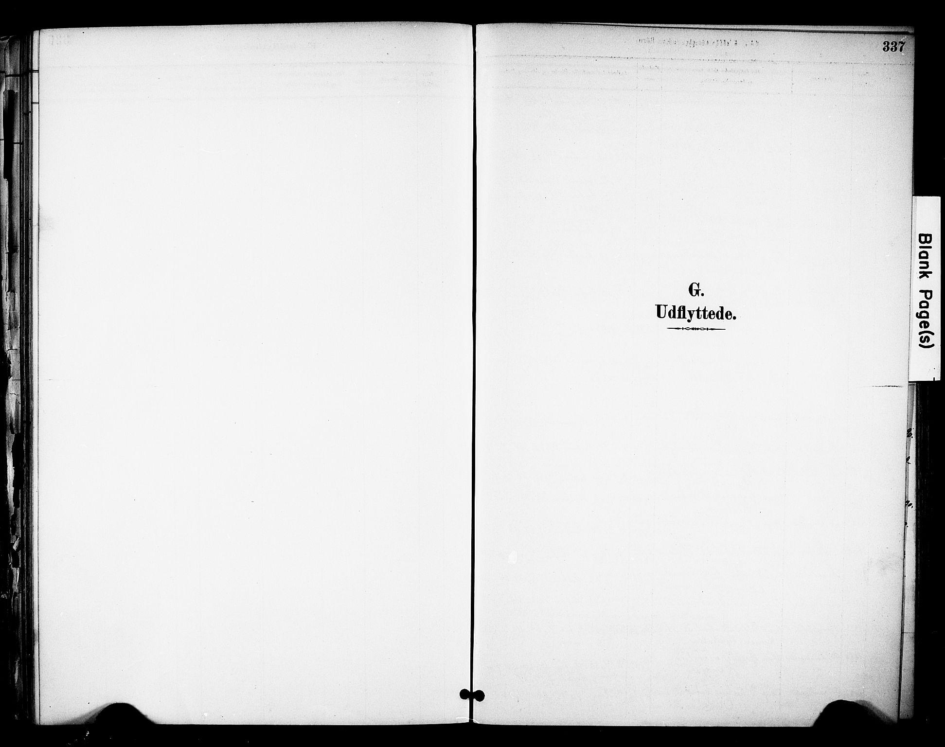 SAKO, Solum kirkebøker, F/Fa/L0010: Ministerialbok nr. I 10, 1888-1898, s. 337