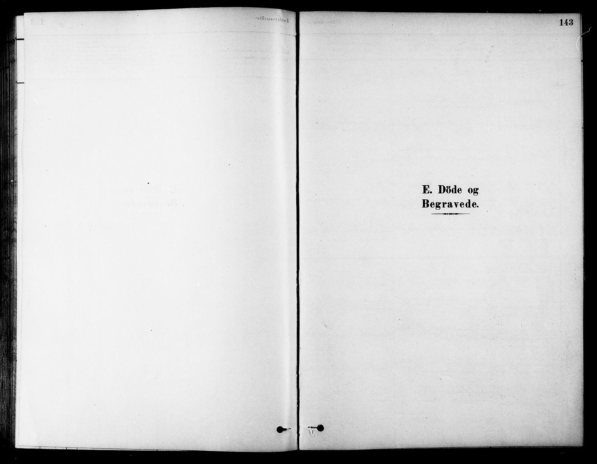 SAT, Ministerialprotokoller, klokkerbøker og fødselsregistre - Sør-Trøndelag, 686/L0983: Ministerialbok nr. 686A01, 1879-1890, s. 143