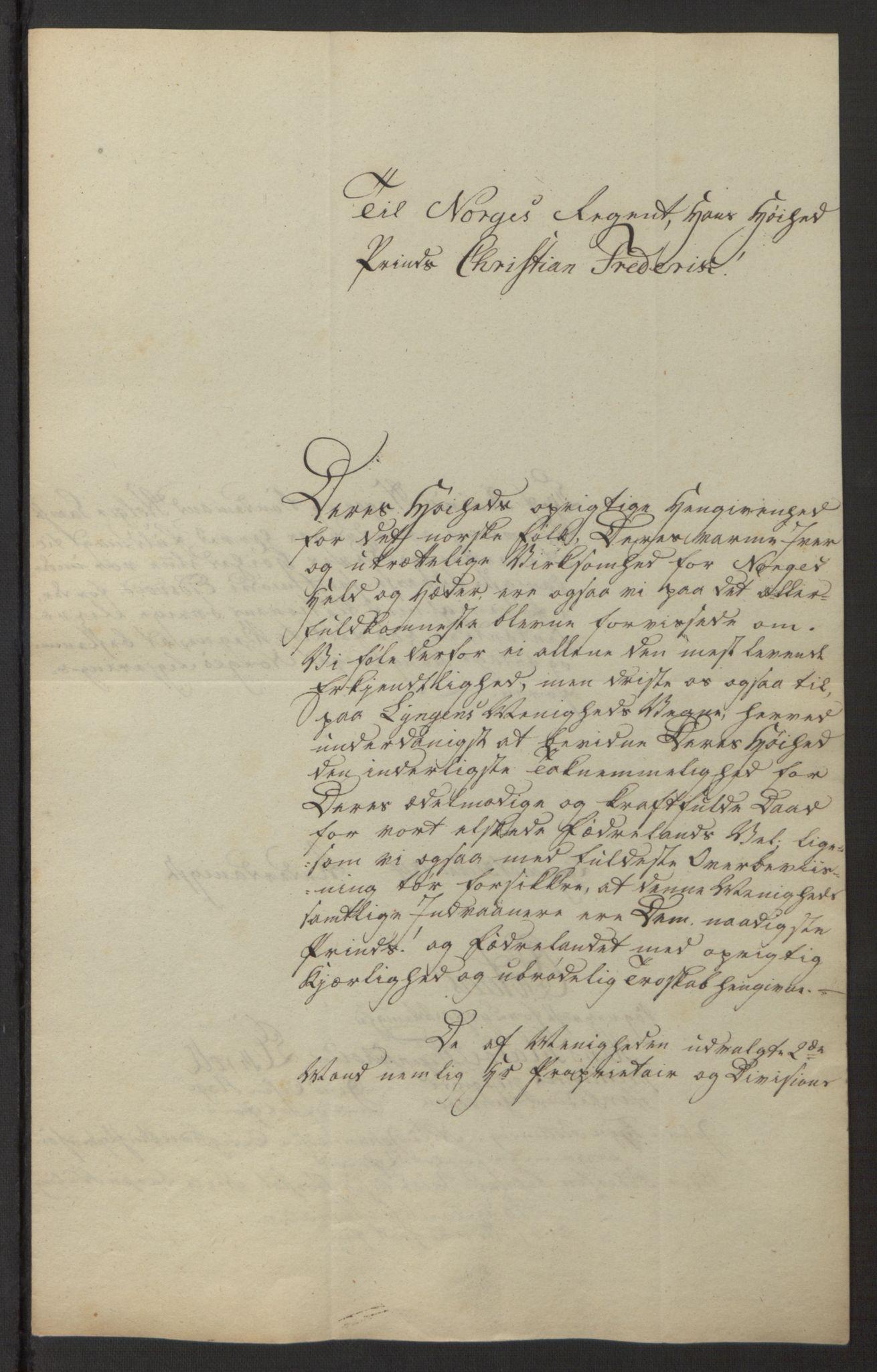 SATØ, Amtmannen/Fylkesmannen i Finnmark*, 1814, s. 35