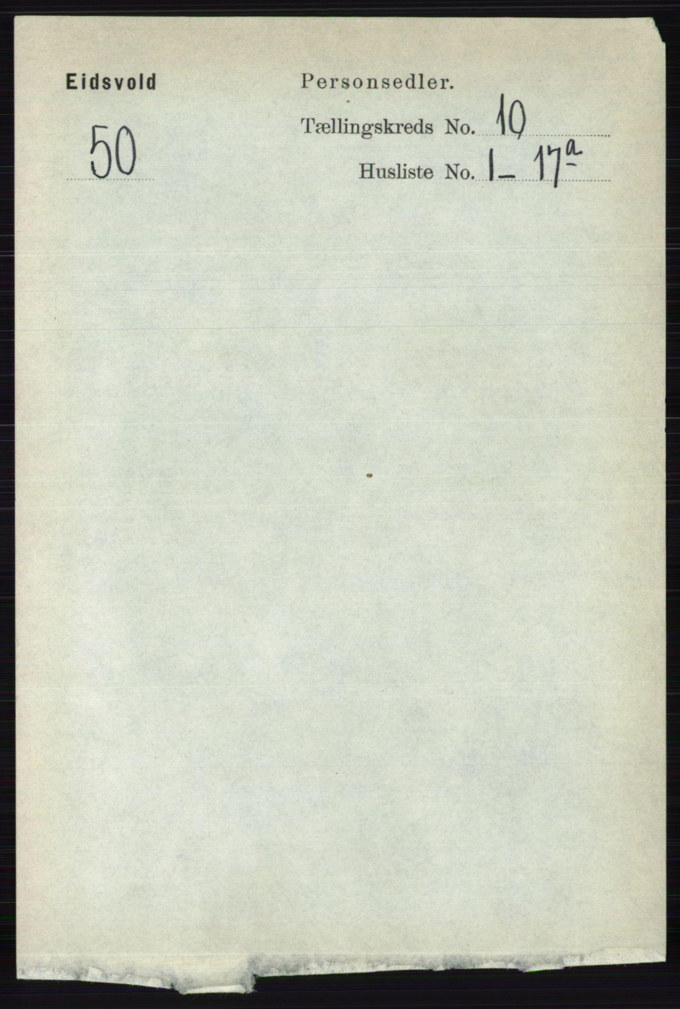 RA, Folketelling 1891 for 0237 Eidsvoll herred, 1891, s. 6797