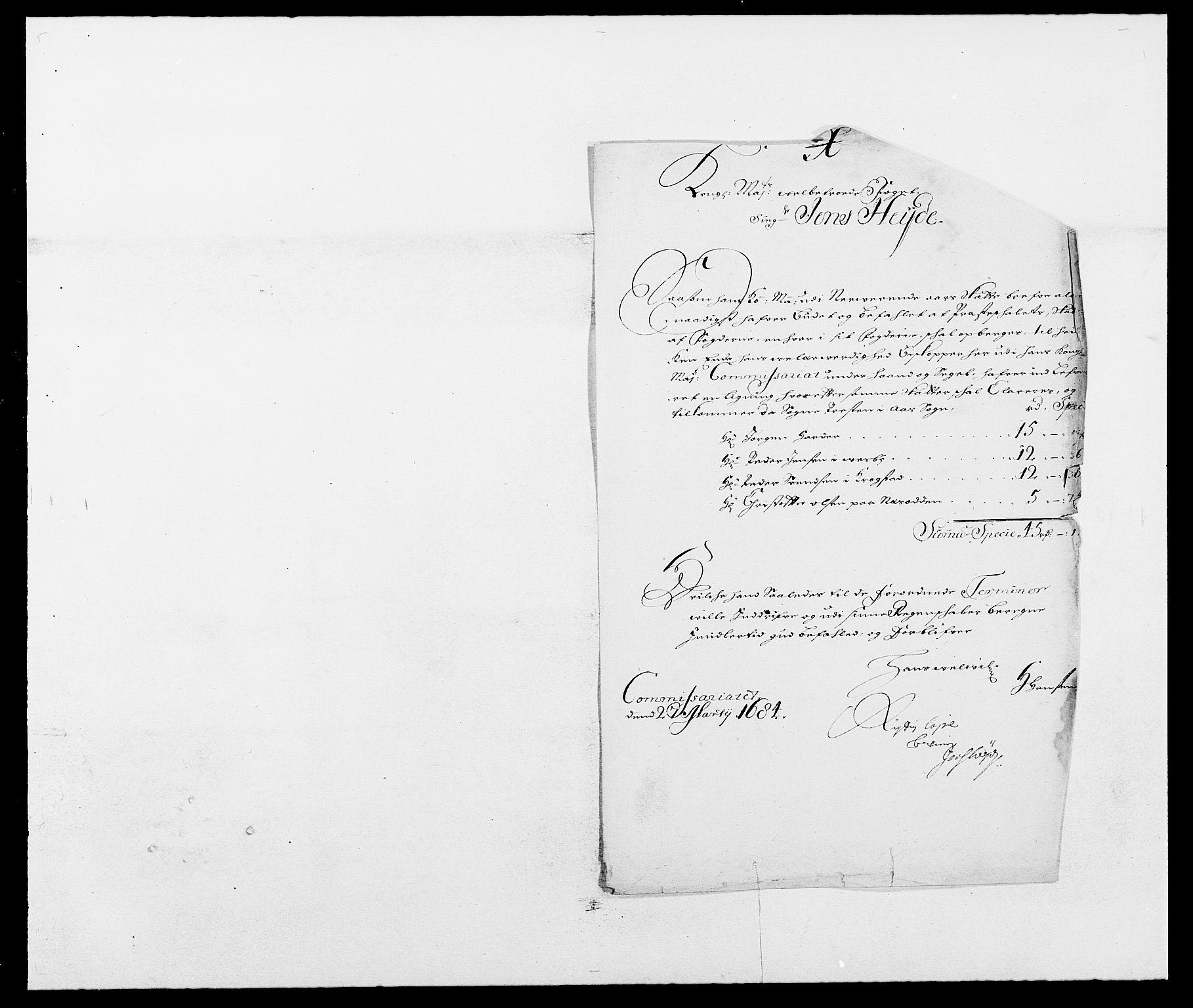 RA, Rentekammeret inntil 1814, Reviderte regnskaper, Fogderegnskap, R09/L0434: Fogderegnskap Follo, 1687-1688, s. 12