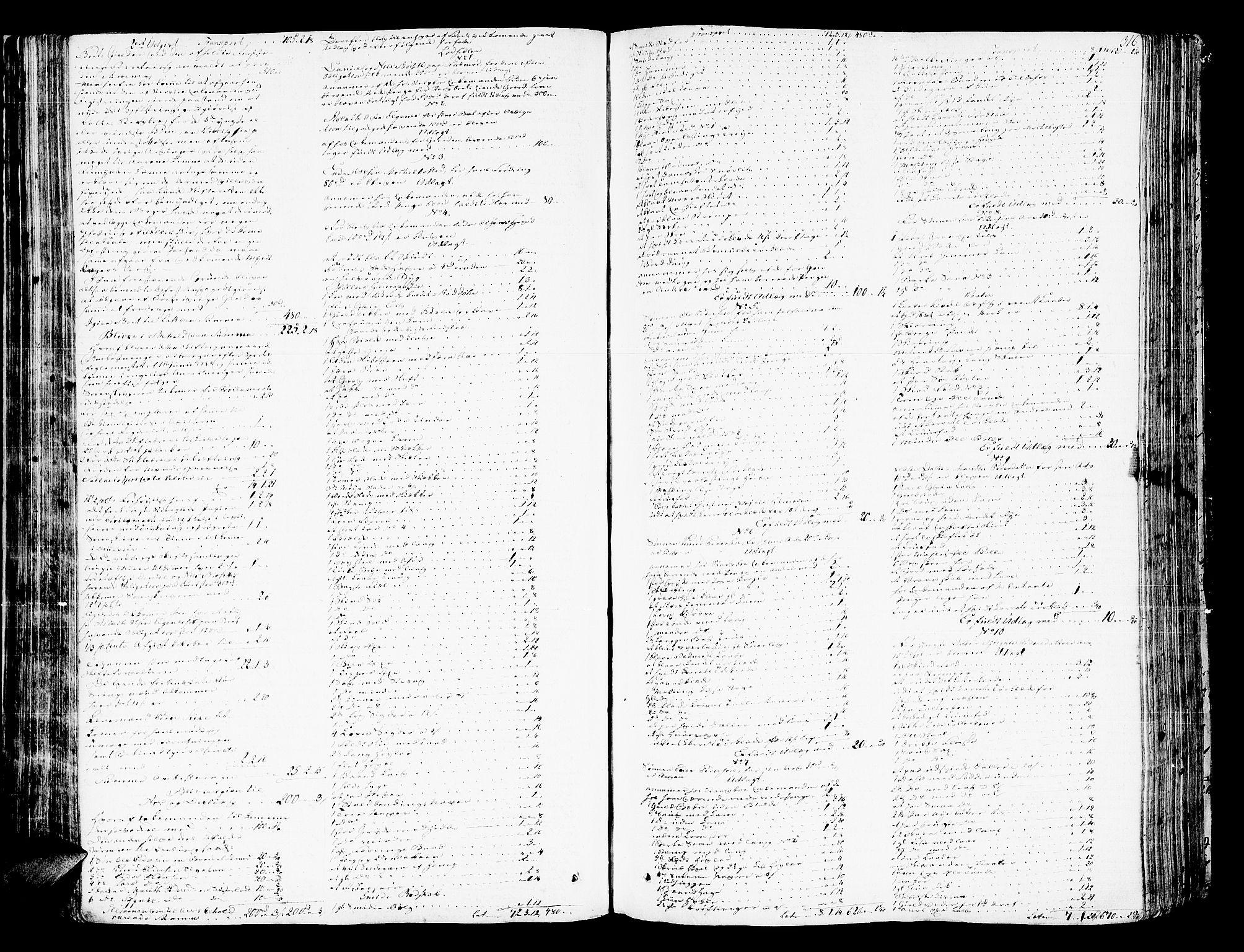 SAT, Romsdal sorenskriveri, 3/3A/L0013: Skifteprotokoll, 1802-1812, s. 315b-316a