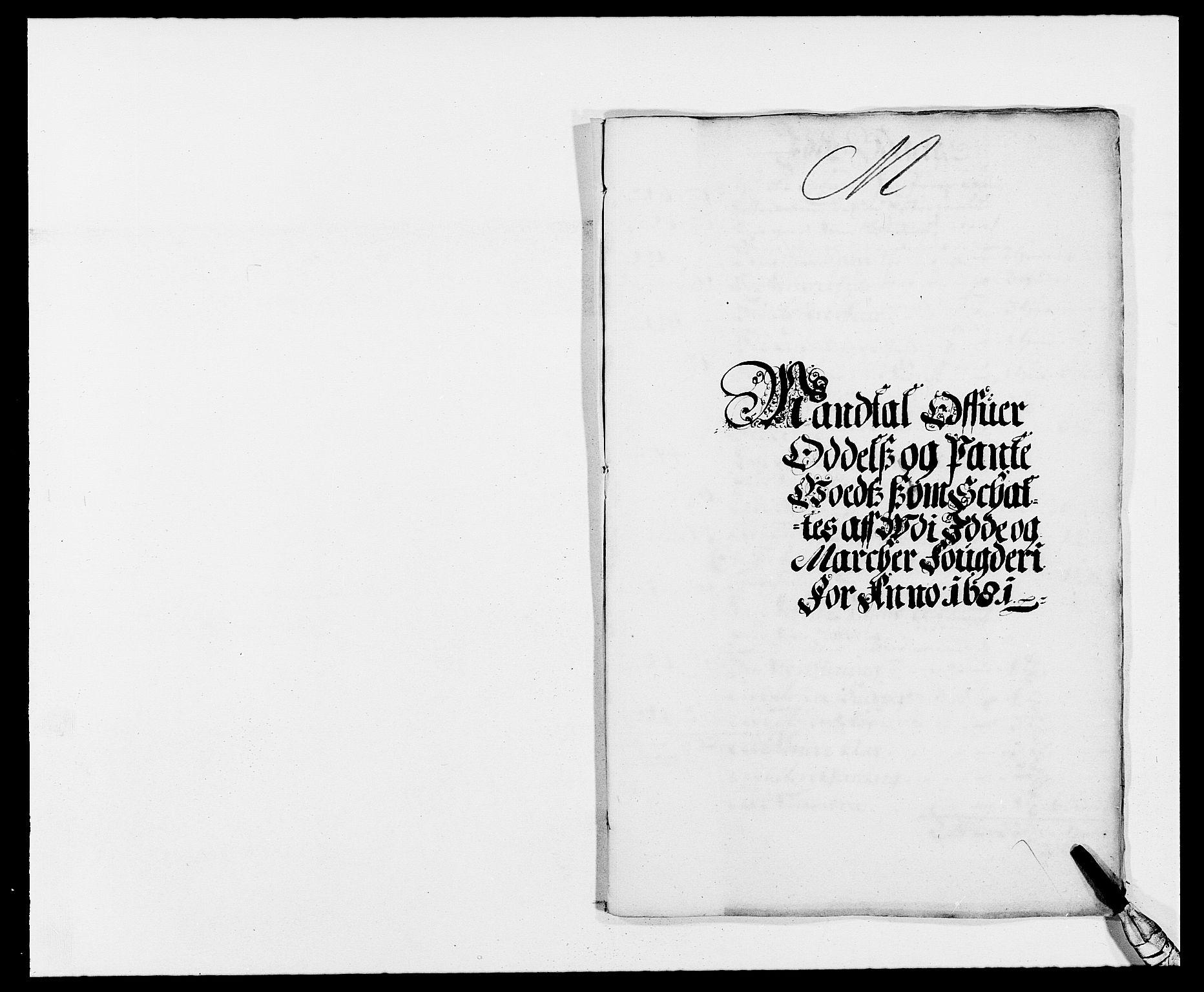 RA, Rentekammeret inntil 1814, Reviderte regnskaper, Fogderegnskap, R01/L0003: Fogderegnskap Idd og Marker, 1678-1681, s. 137