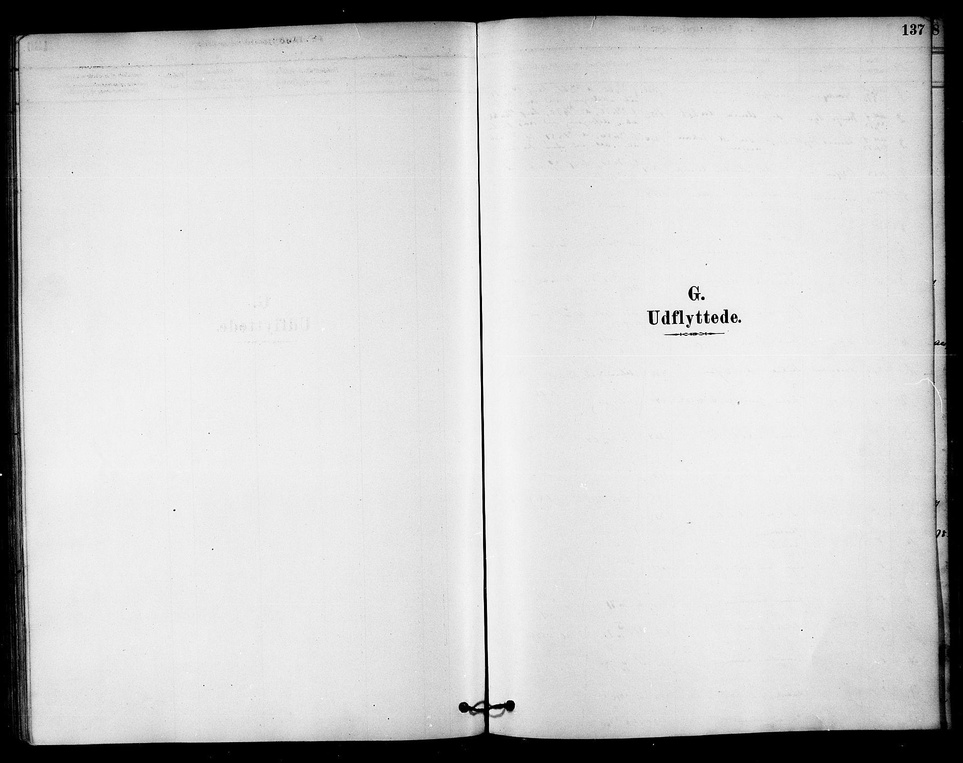 SAT, Ministerialprotokoller, klokkerbøker og fødselsregistre - Nord-Trøndelag, 742/L0408: Ministerialbok nr. 742A01, 1878-1890, s. 137