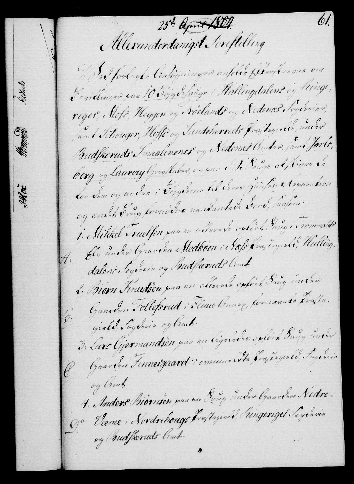 RA, Rentekammeret, Kammerkanselliet, G/Gf/Gfa/L0086: Norsk relasjons- og resolusjonsprotokoll (merket RK 52.86), 1804, s. 357