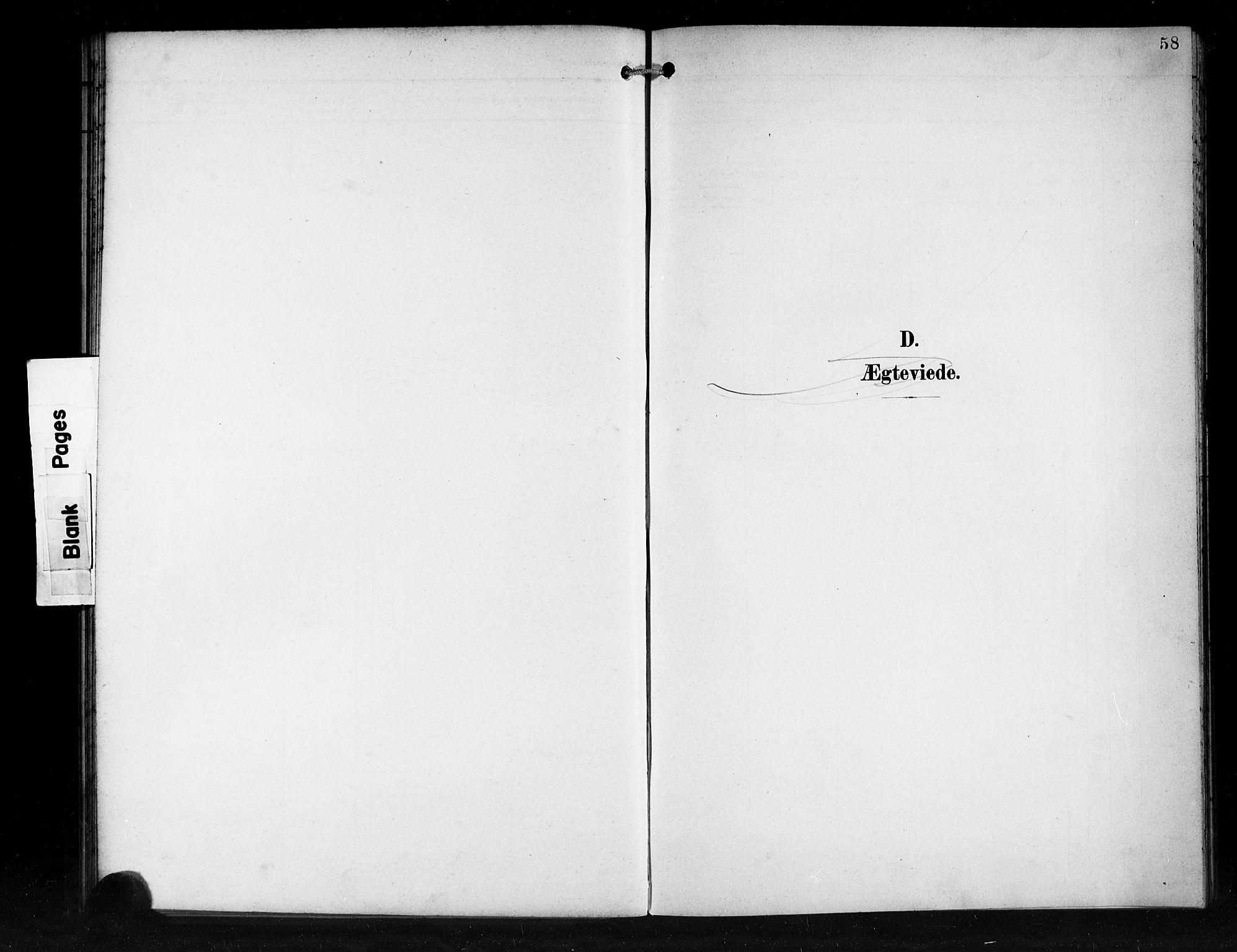 SAB, Den Norske Sjømannsmisjon i utlandet*, Ministerialbok nr. A 2, 1899-1919, s. 58