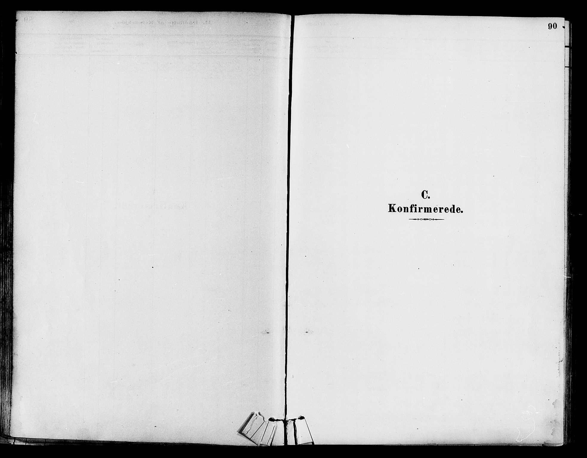 SAH, Østre Toten prestekontor, Ministerialbok nr. 7, 1881-1896, s. 90