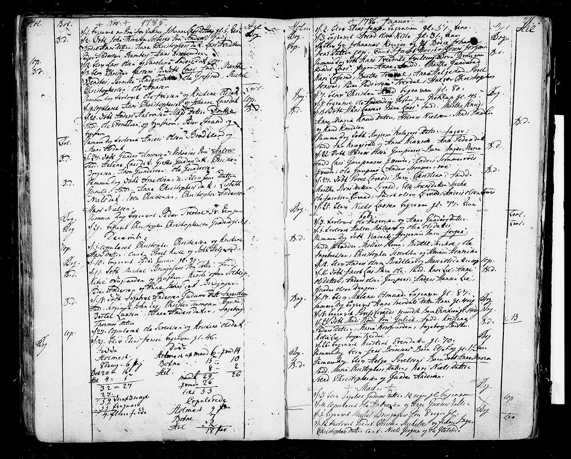 SAKO, Botne kirkebøker, F/Fa/L0002: Ministerialbok nr. I 2, 1779-1791, s. 24