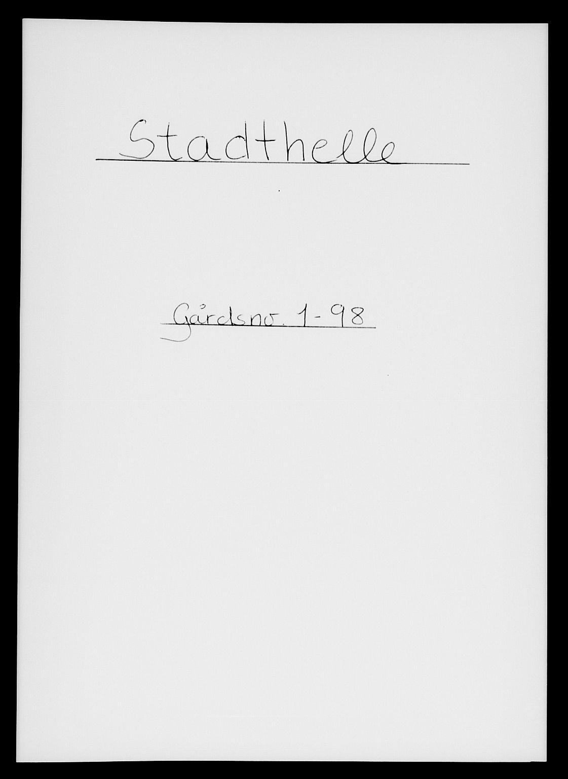 SAKO, Folketelling 1885 for 0803 Stathelle ladested, 1885