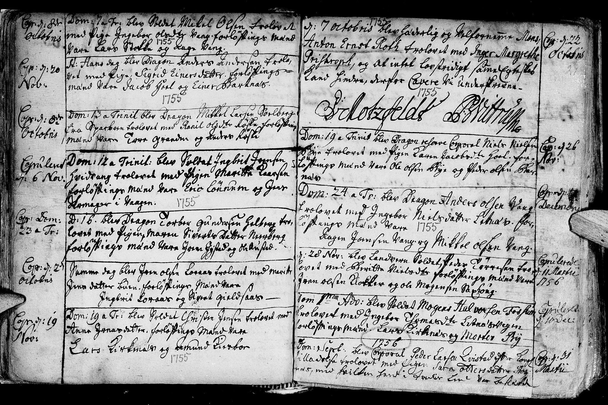 SAT, Ministerialprotokoller, klokkerbøker og fødselsregistre - Nord-Trøndelag, 730/L0272: Ministerialbok nr. 730A01, 1733-1764, s. 21