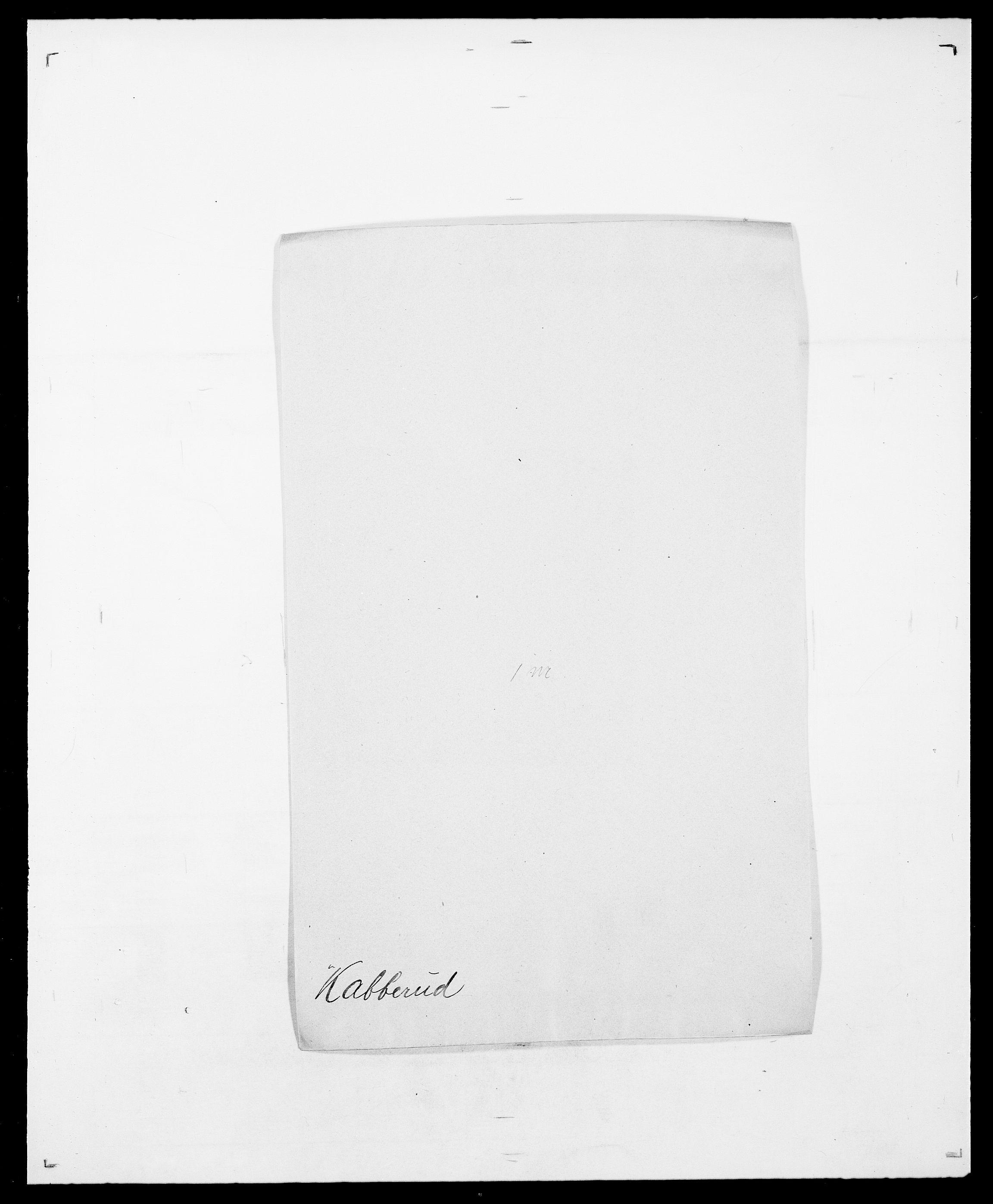 SAO, Delgobe, Charles Antoine - samling, D/Da/L0020: Irgens - Kjøsterud, s. 408