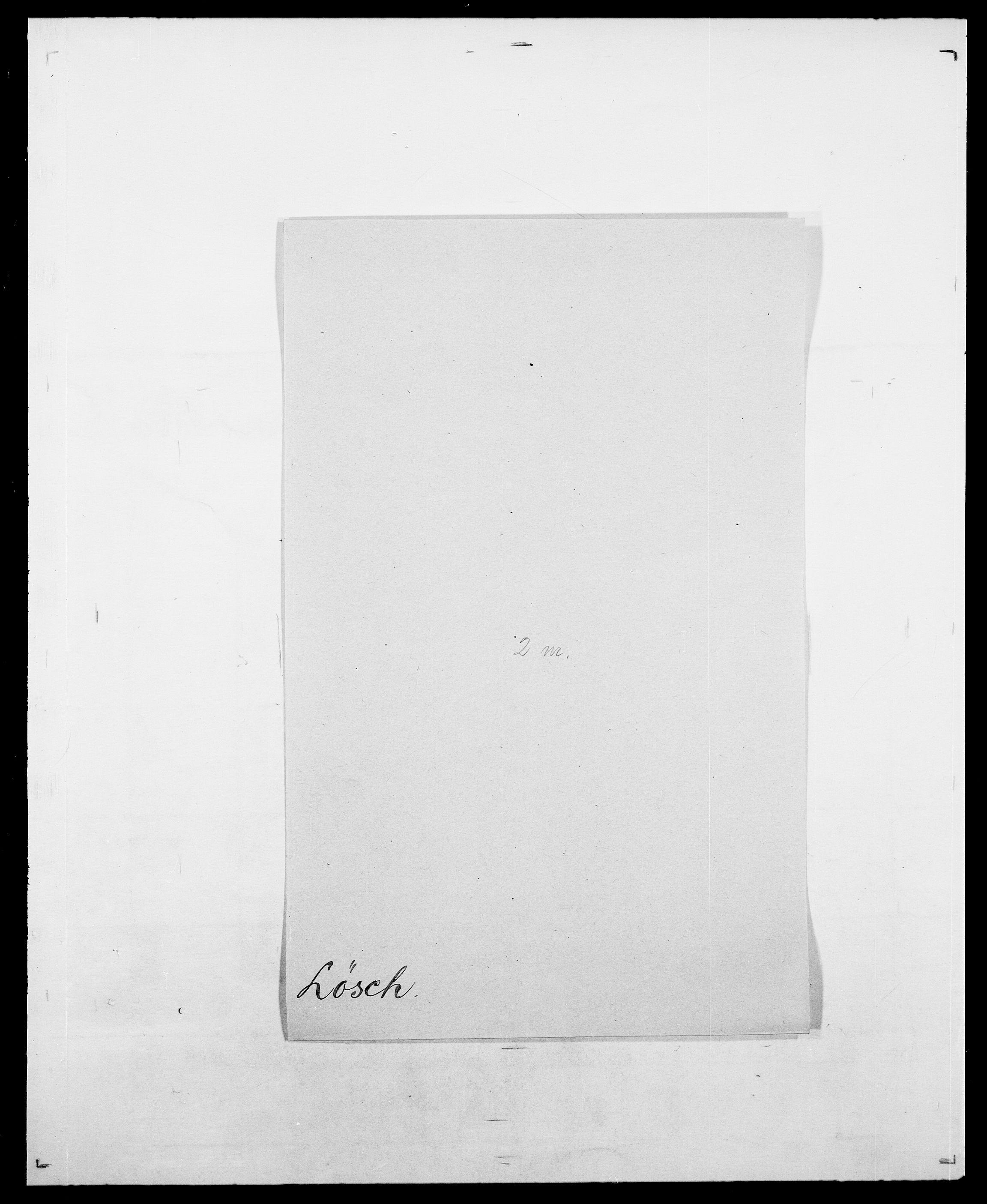 SAO, Delgobe, Charles Antoine - samling, D/Da/L0025: Løberg - Mazar, s. 66