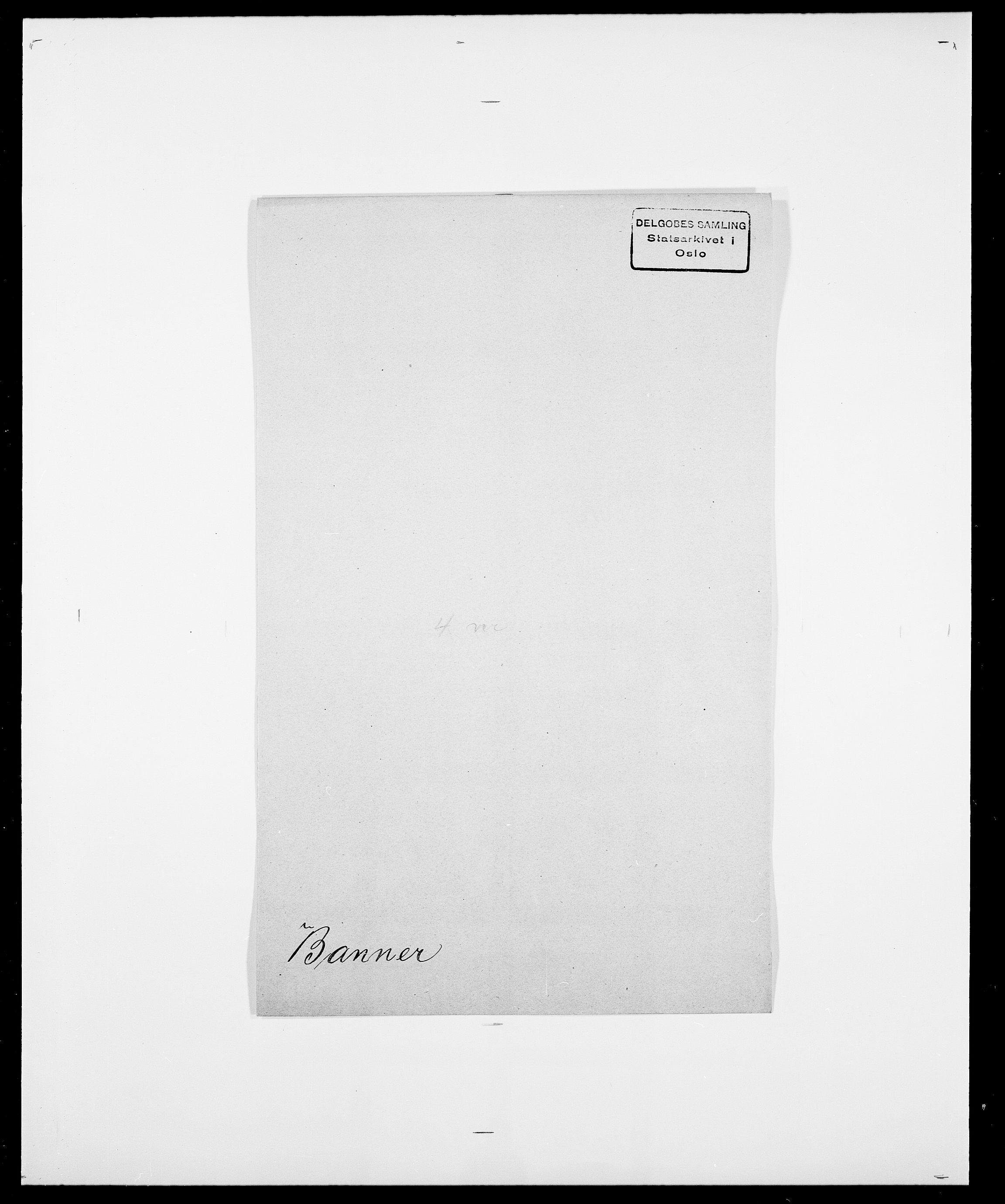 SAO, Delgobe, Charles Antoine - samling, D/Da/L0003: Barca - Bergen, s. 266