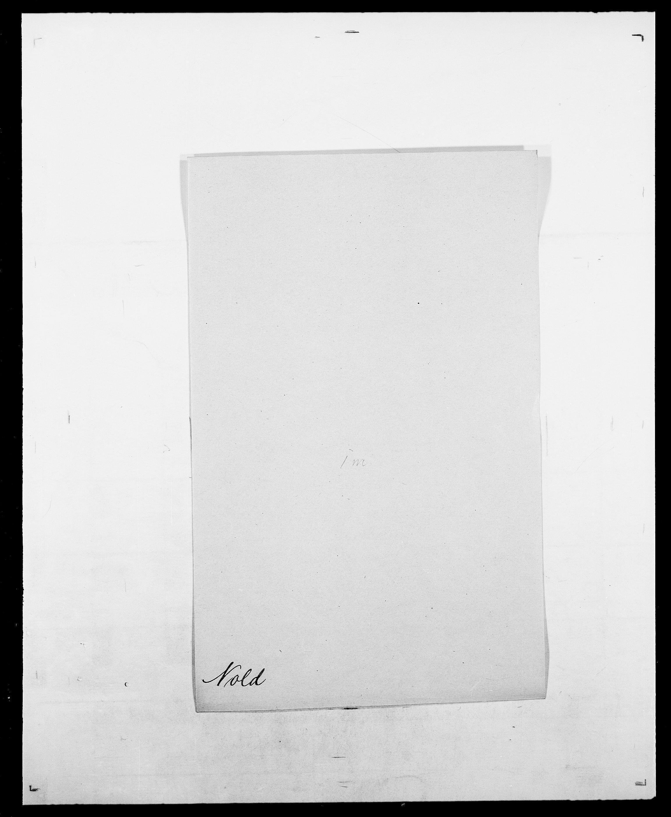 SAO, Delgobe, Charles Antoine - samling, D/Da/L0028: Naaden - Nøvik, s. 385