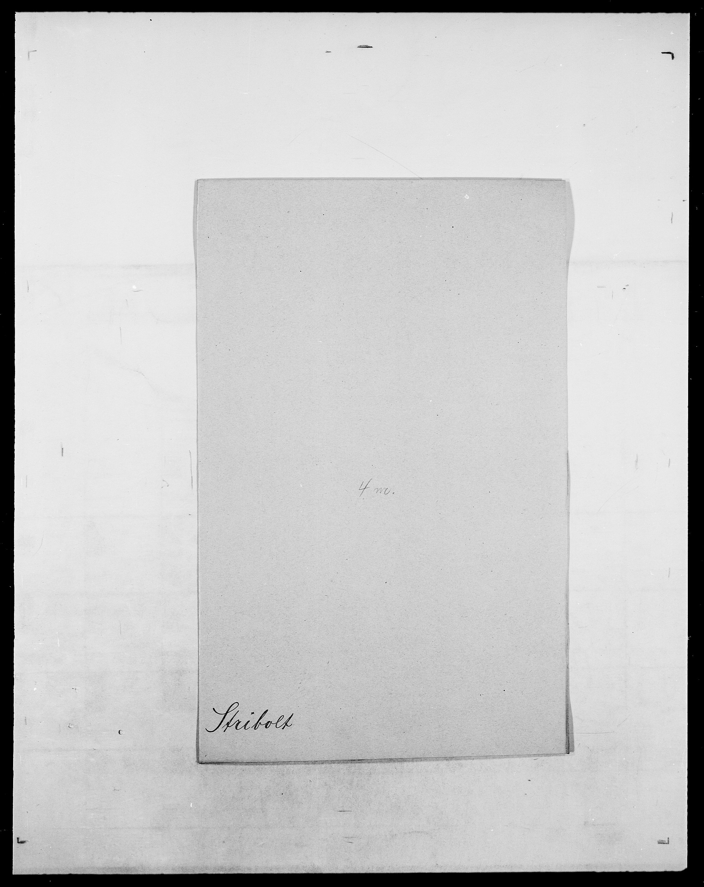 SAO, Delgobe, Charles Antoine - samling, D/Da/L0037: Steen, Sthen, Stein - Svare, Svanige, Svanne, se også Svanning og Schwane, s. 601